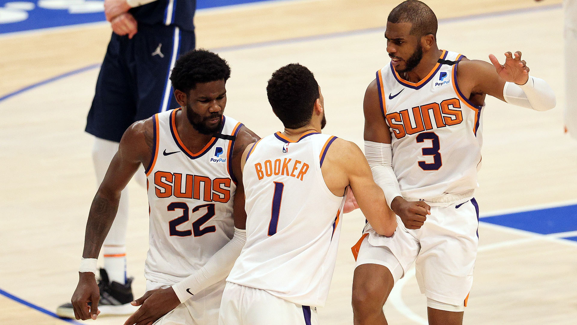 2021 Midseason report: Phoenix Suns