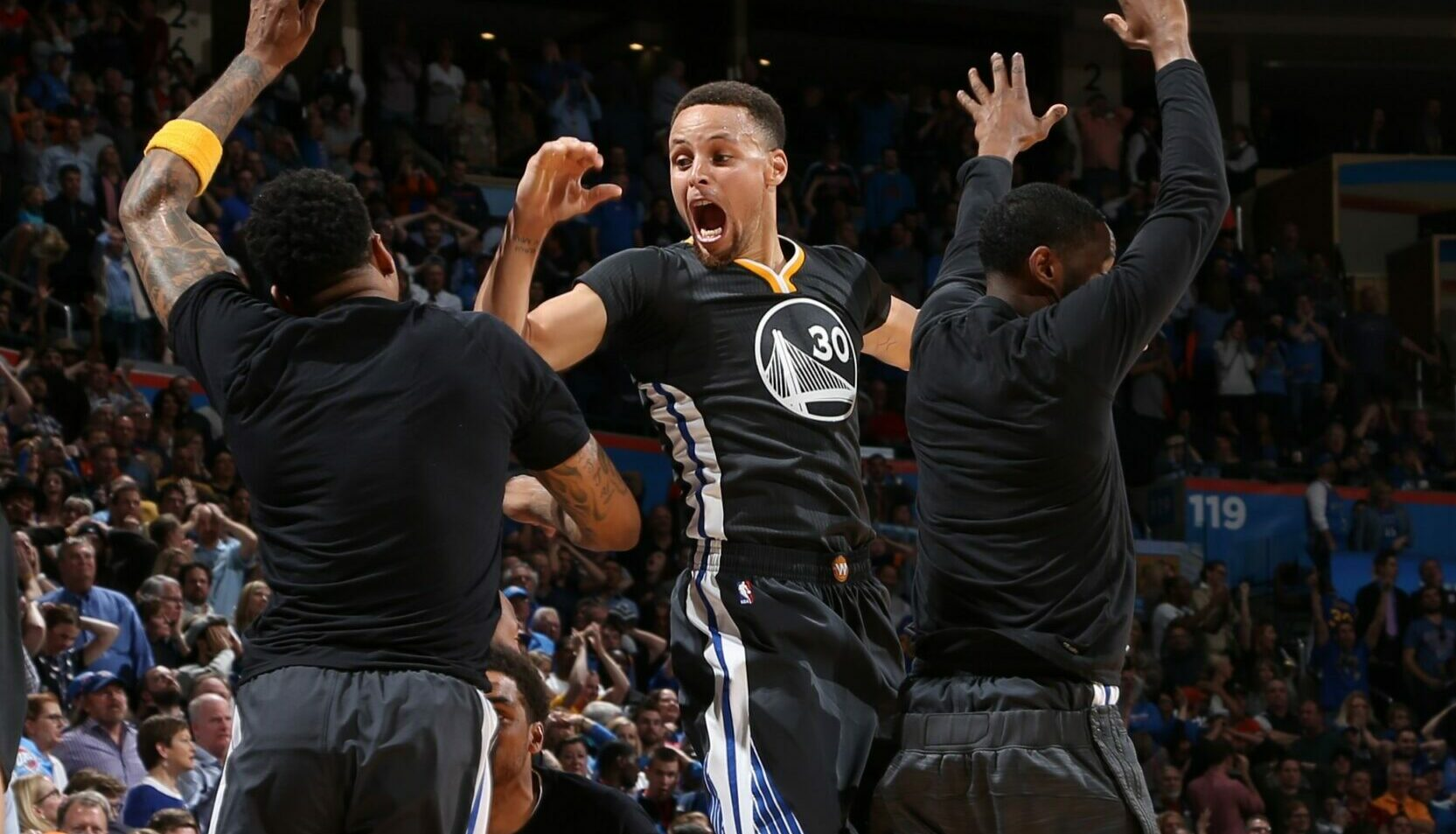 On This Date: Steph's game-winner against OKC
