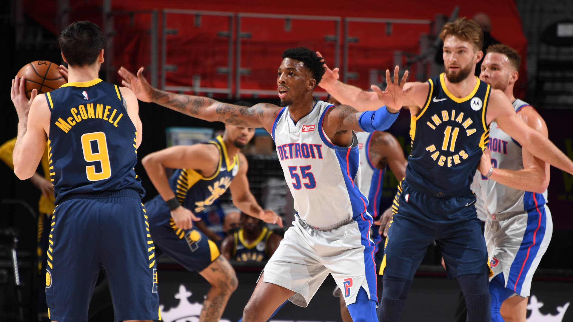 Game Recap: Pacers 111, Pistons 95
