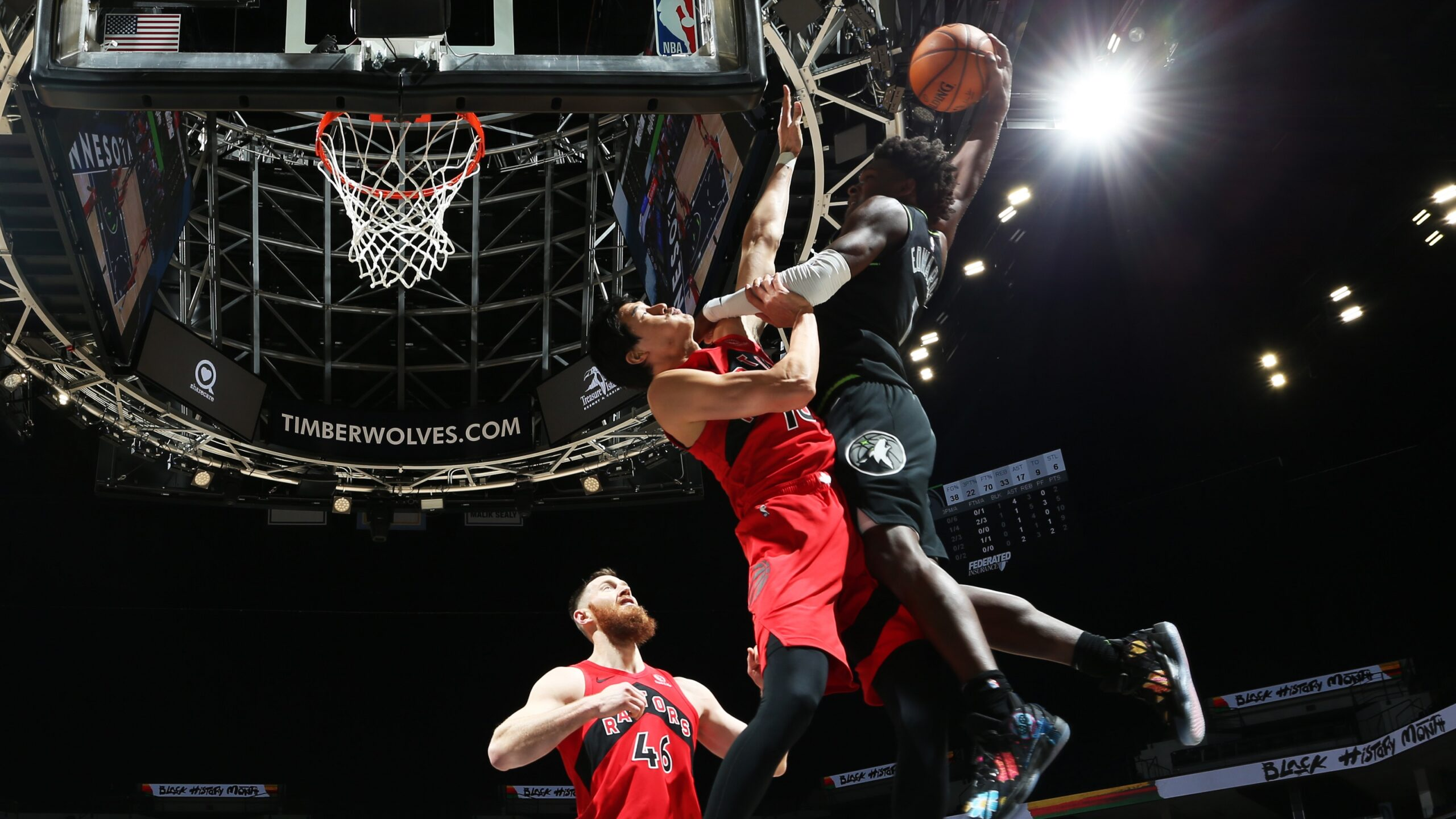 The Top Dunks of the 2020-2021 Season