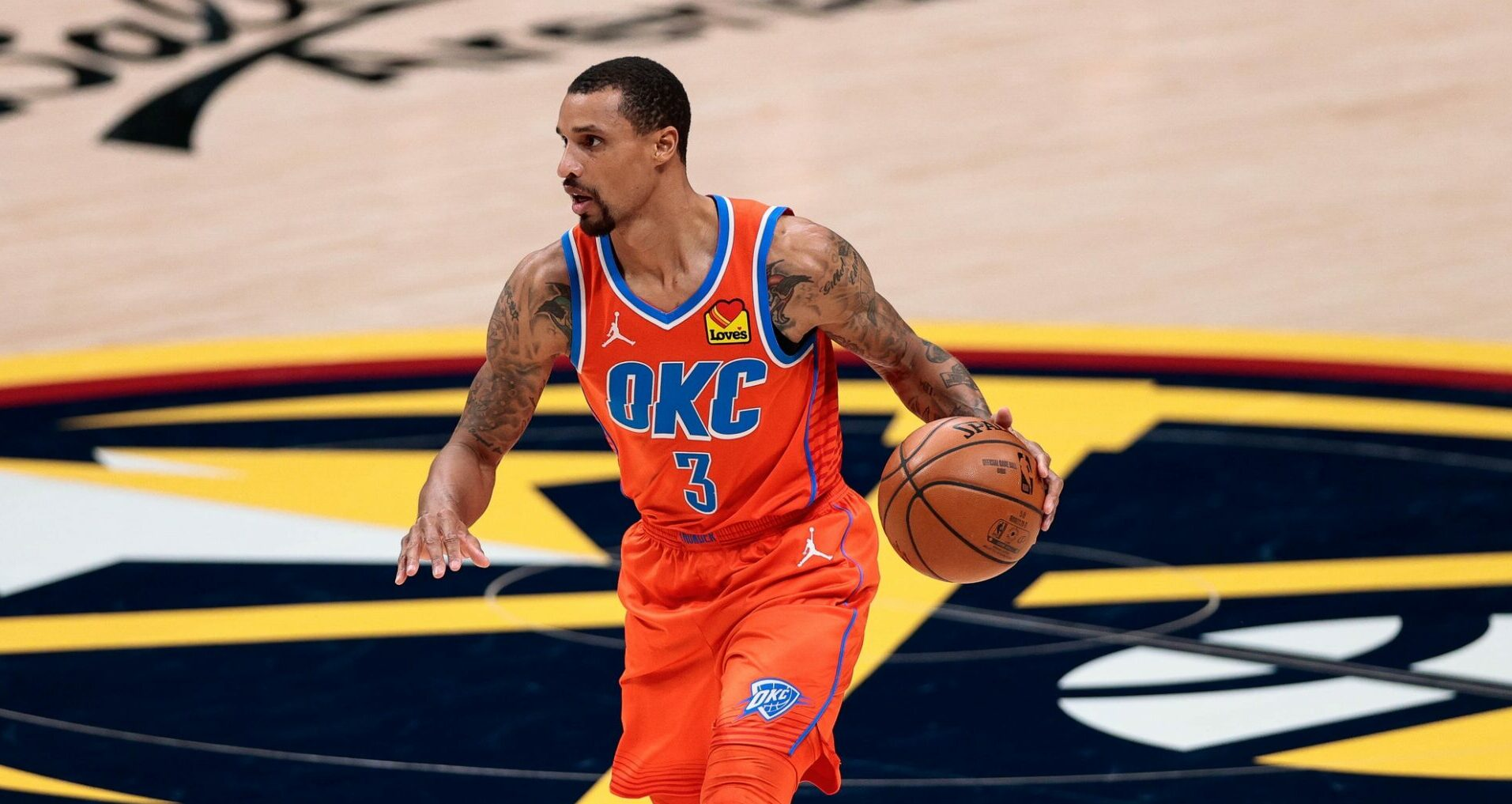 Thunder veteran George Hill out at least 4 weeks with thumb injury
