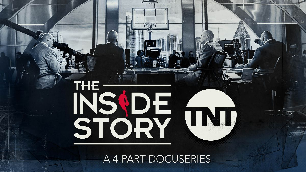 'The Inside Story' coming to TNT