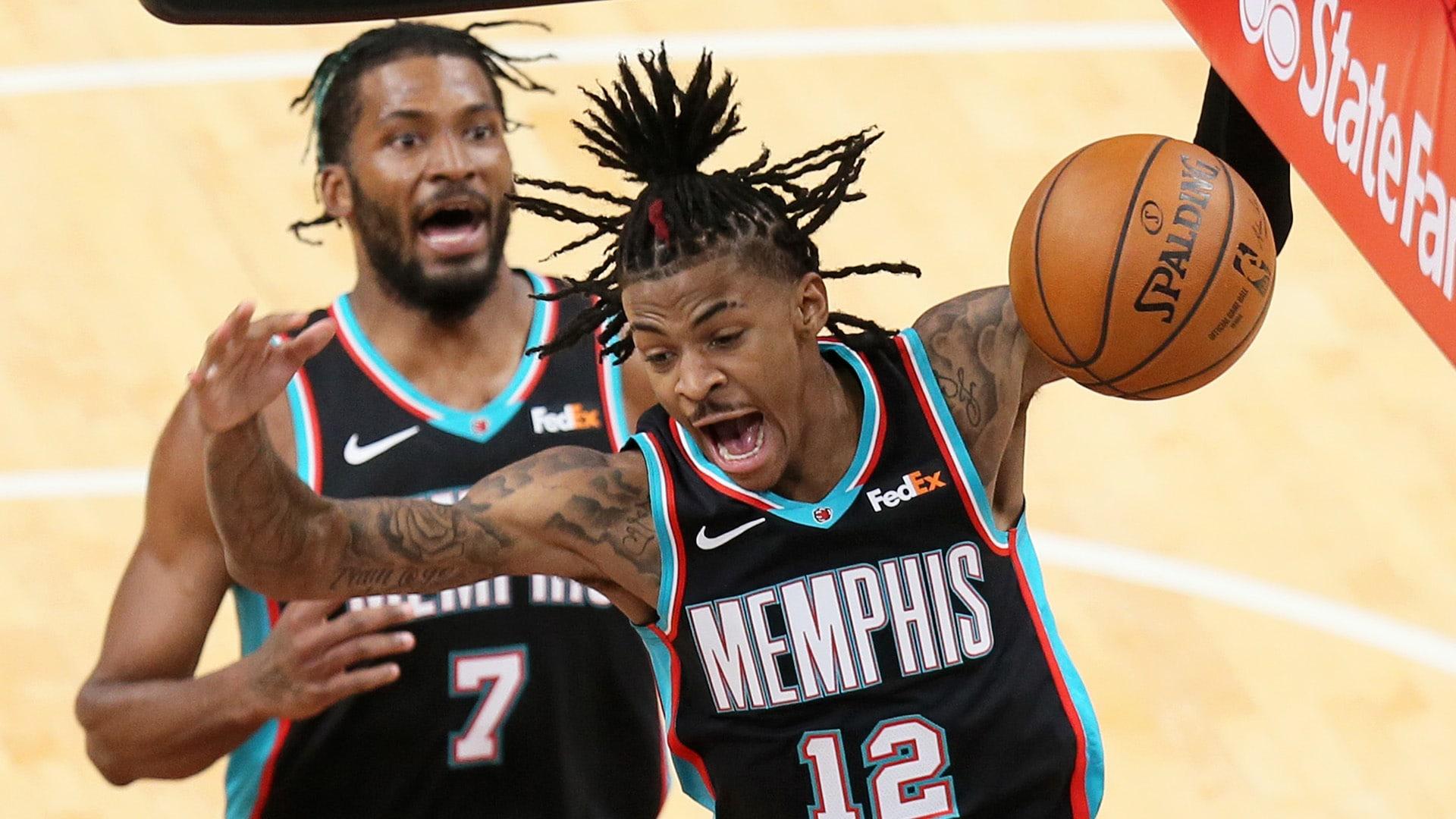 2021 Midseason report: Memphis Grizzlies