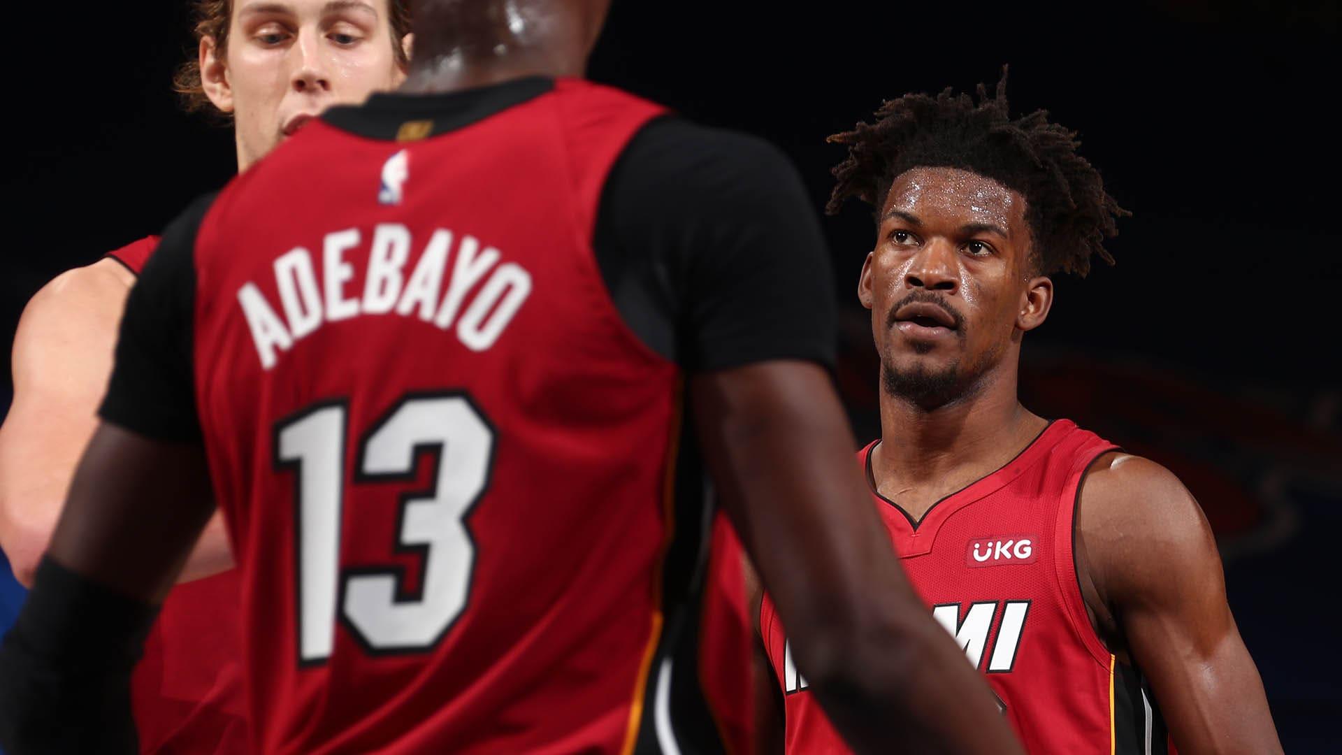 2021 Midseason report: Miami Heat