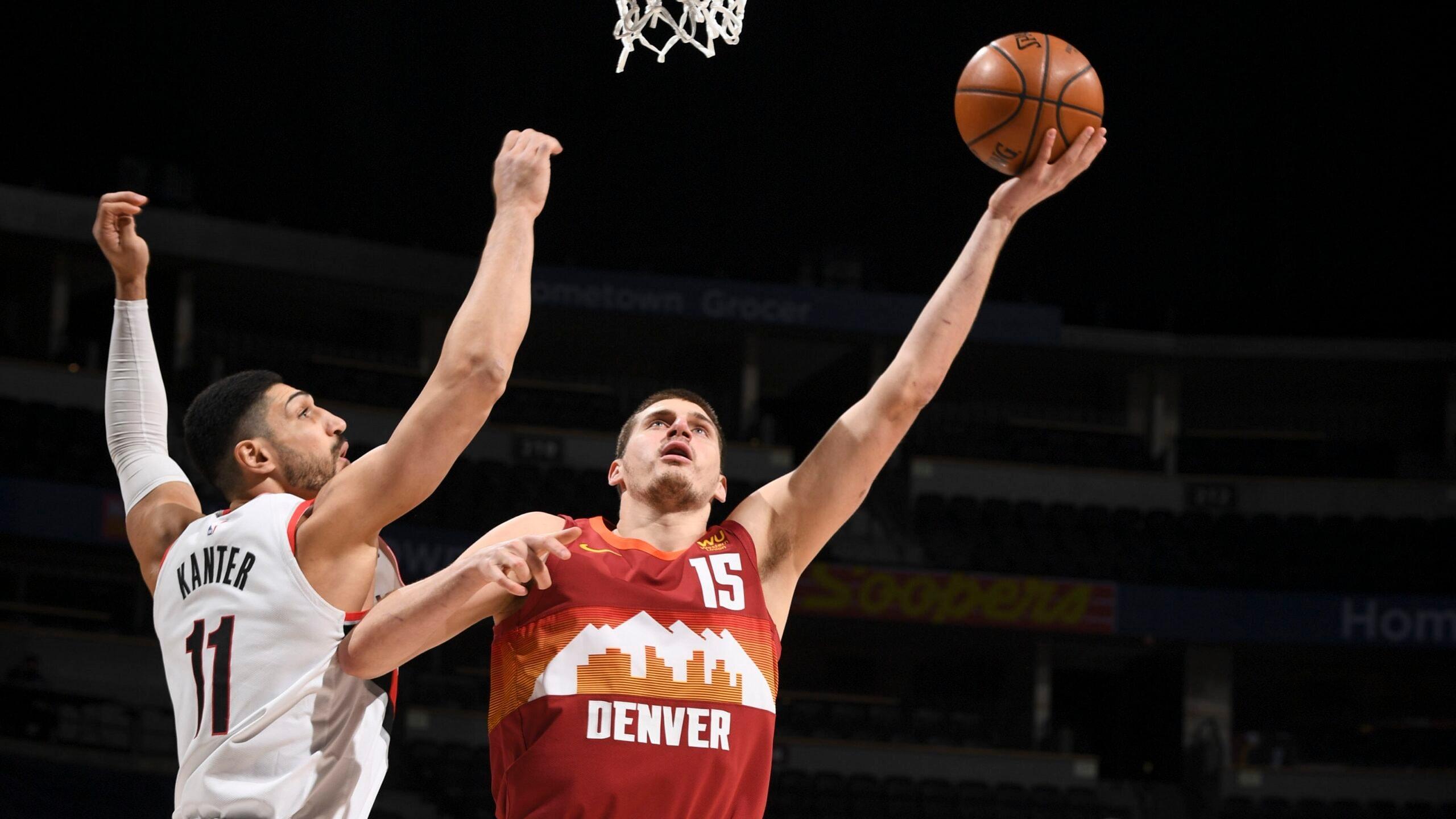 Nikola Jokic (41 points) Highlights vs. Portland Trail Blazers