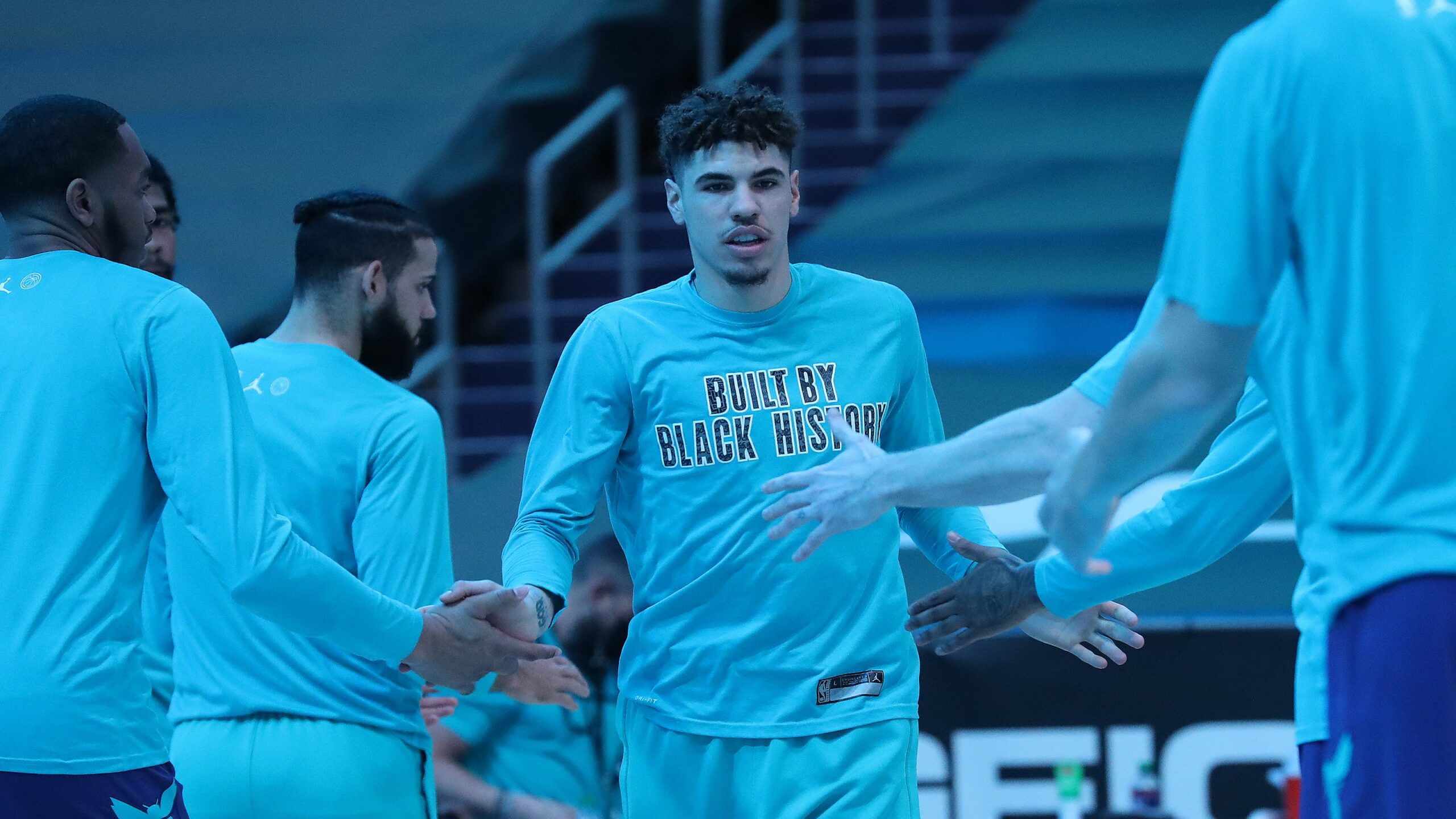 LaMelo Ball continues to thrive as starter for Hornets