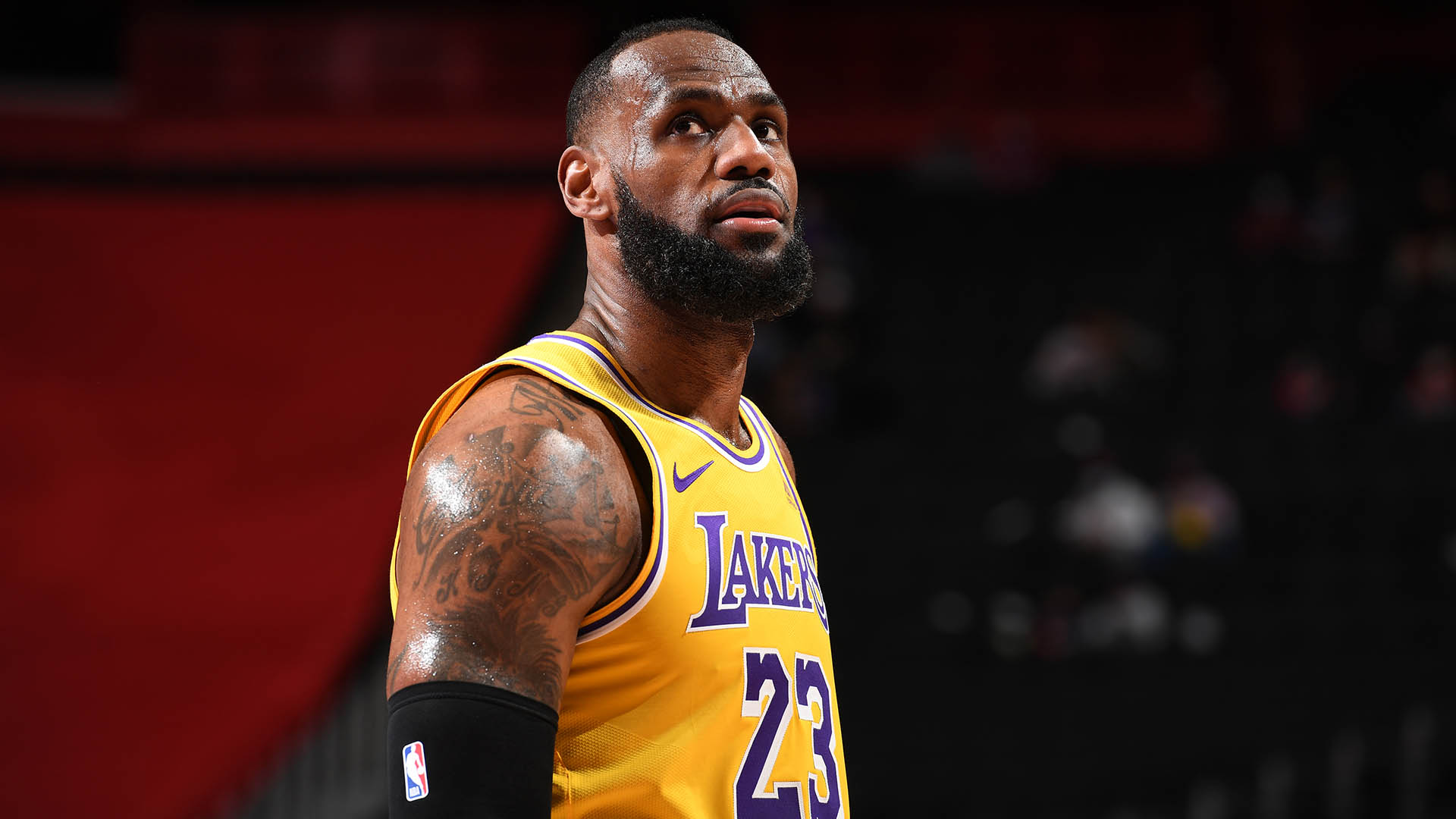 LeBron James (ankle) to miss game vs. Kings