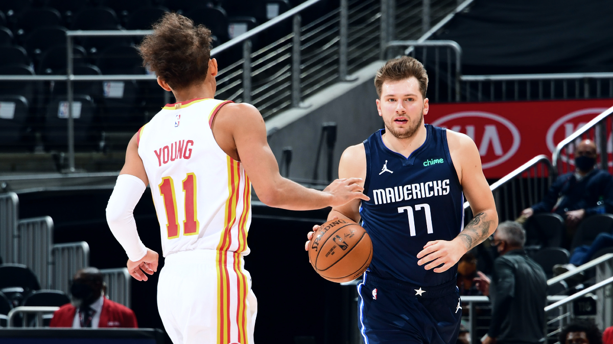Luka Doncic, Trae Young headline 10 best players still on rookie contracts