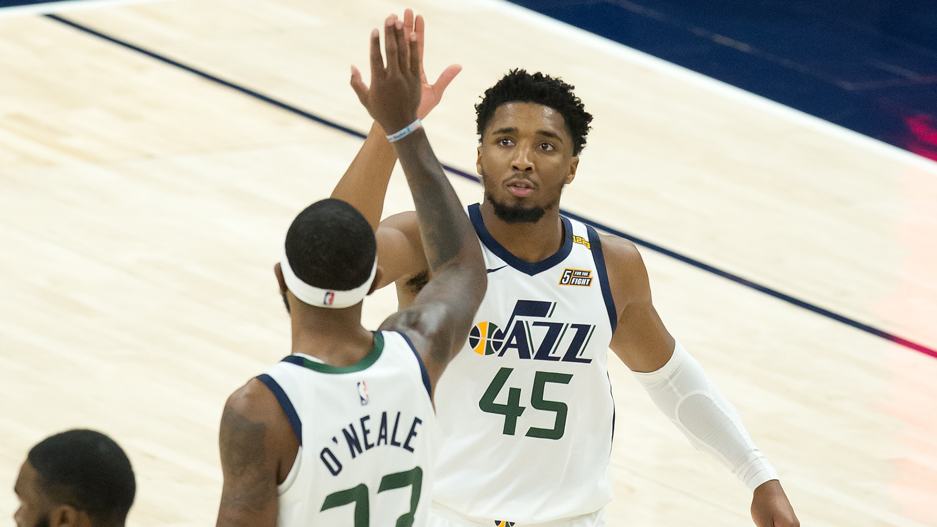 Jazz keep humming along, but have bigger goals in mind