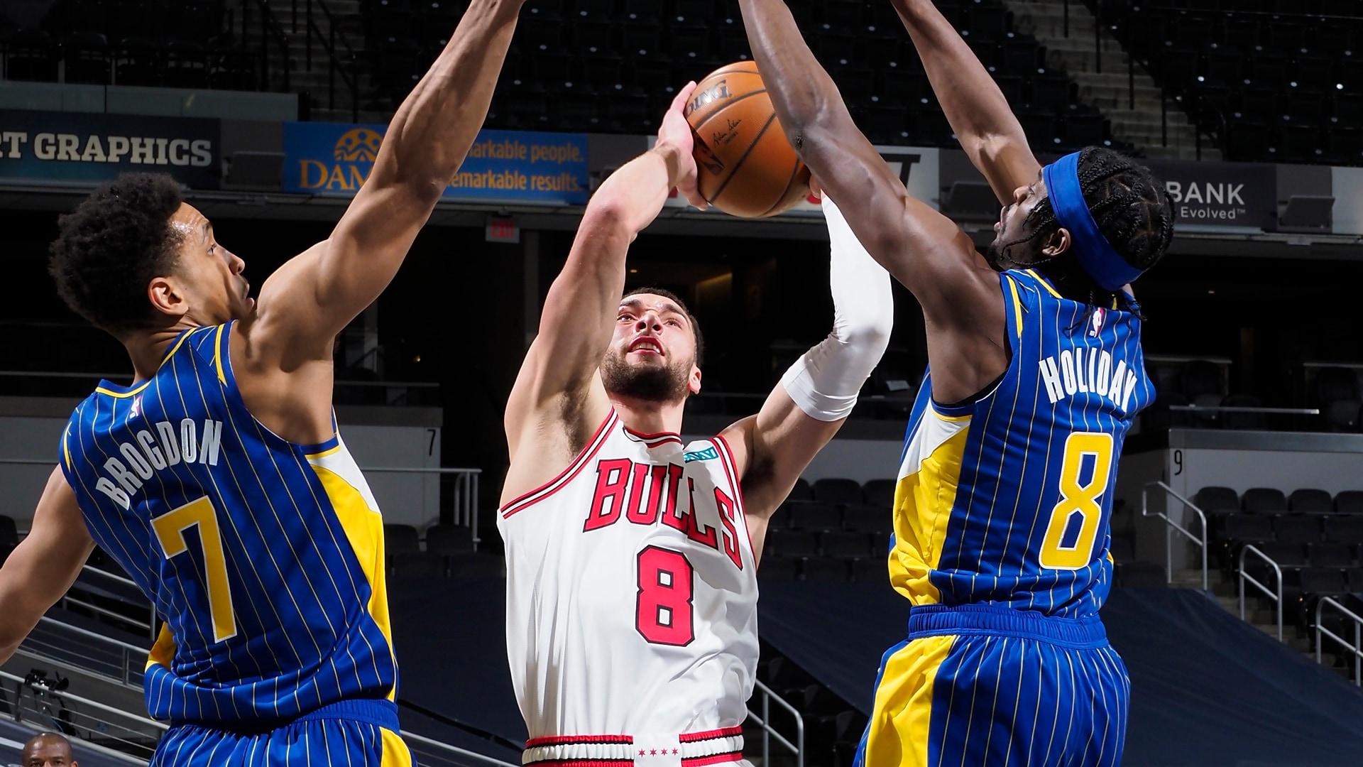 Game Recap: Bulls 120, Pacers 112