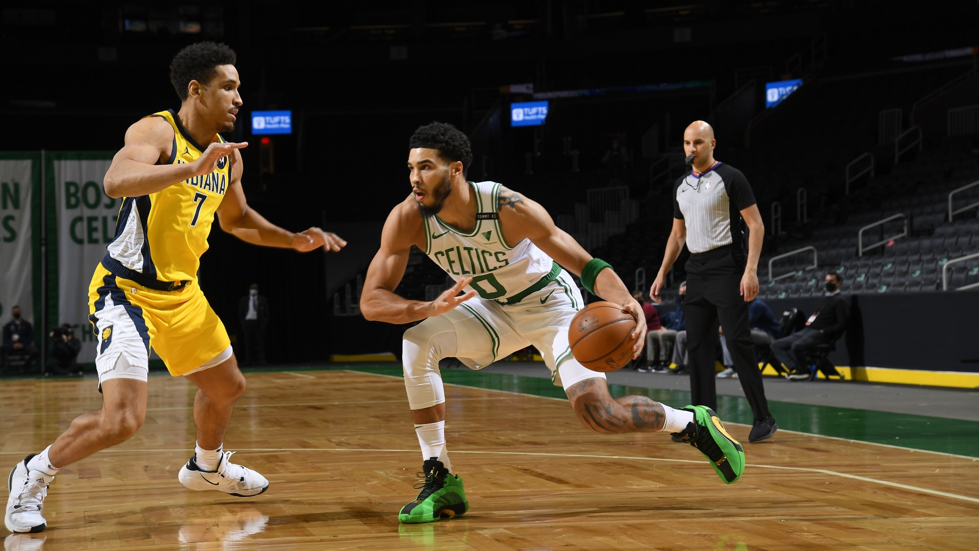 Game Recap: Celtics 118, Pacers 112