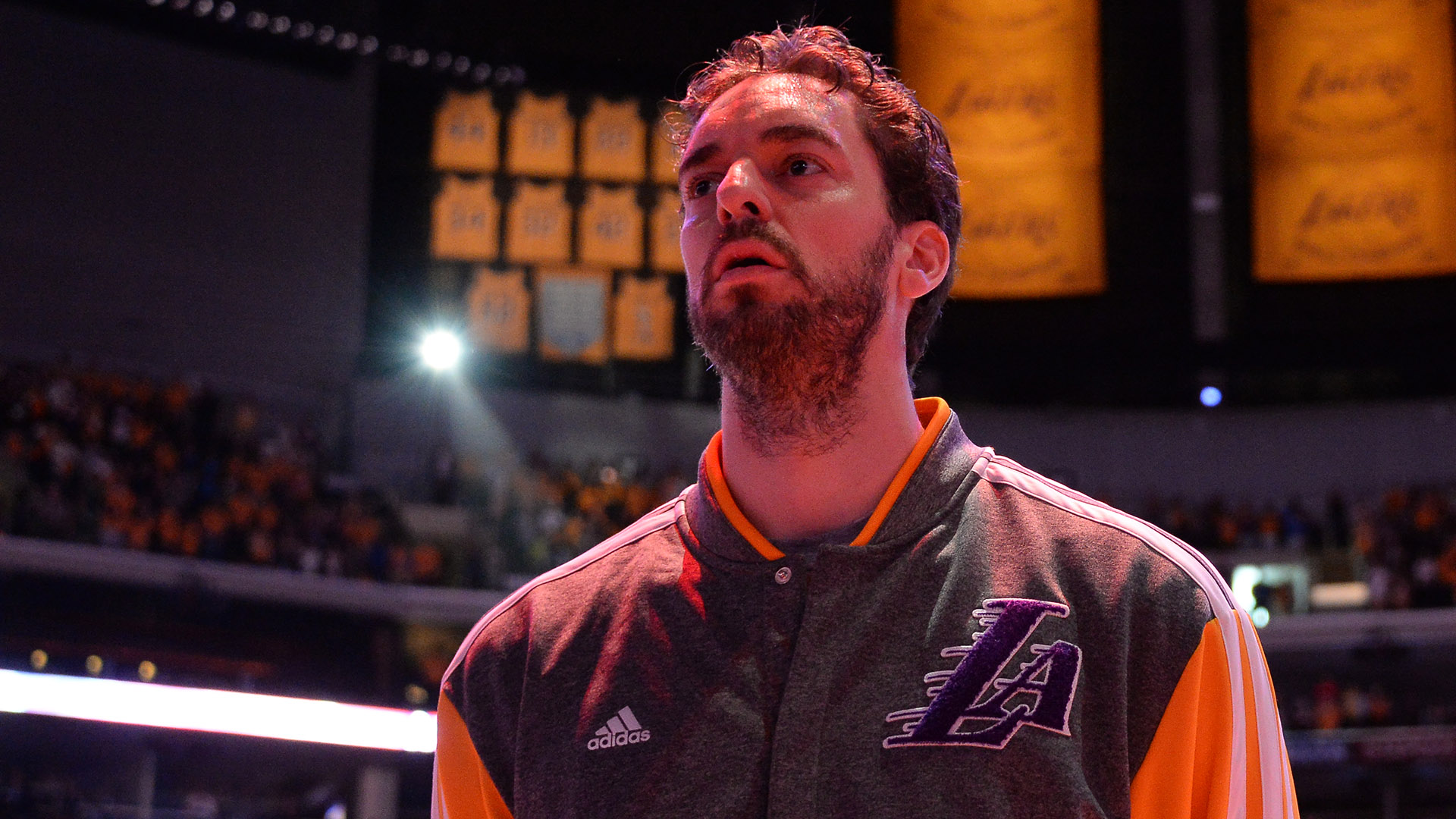 Pau Gasol debuts in Barcelona return in 1st game in 2 years