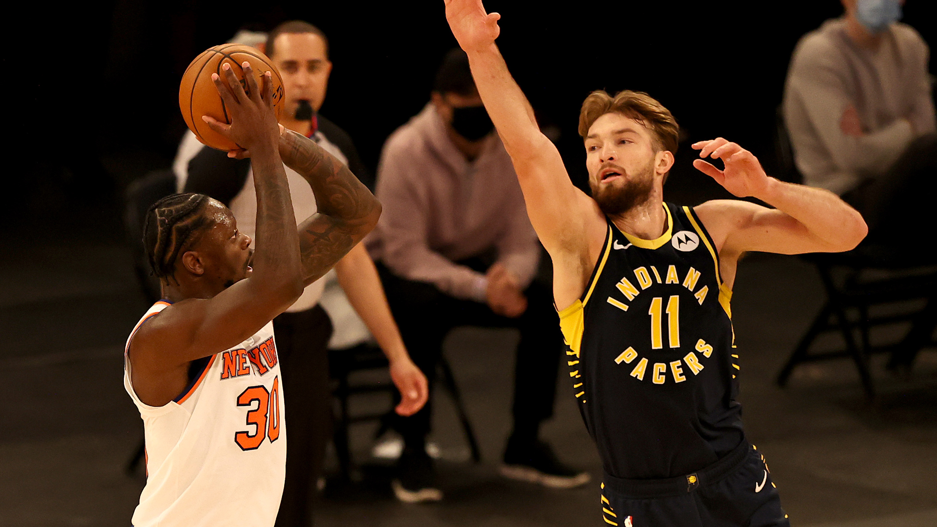 Game Recap: Knicks 110, Pacers 107