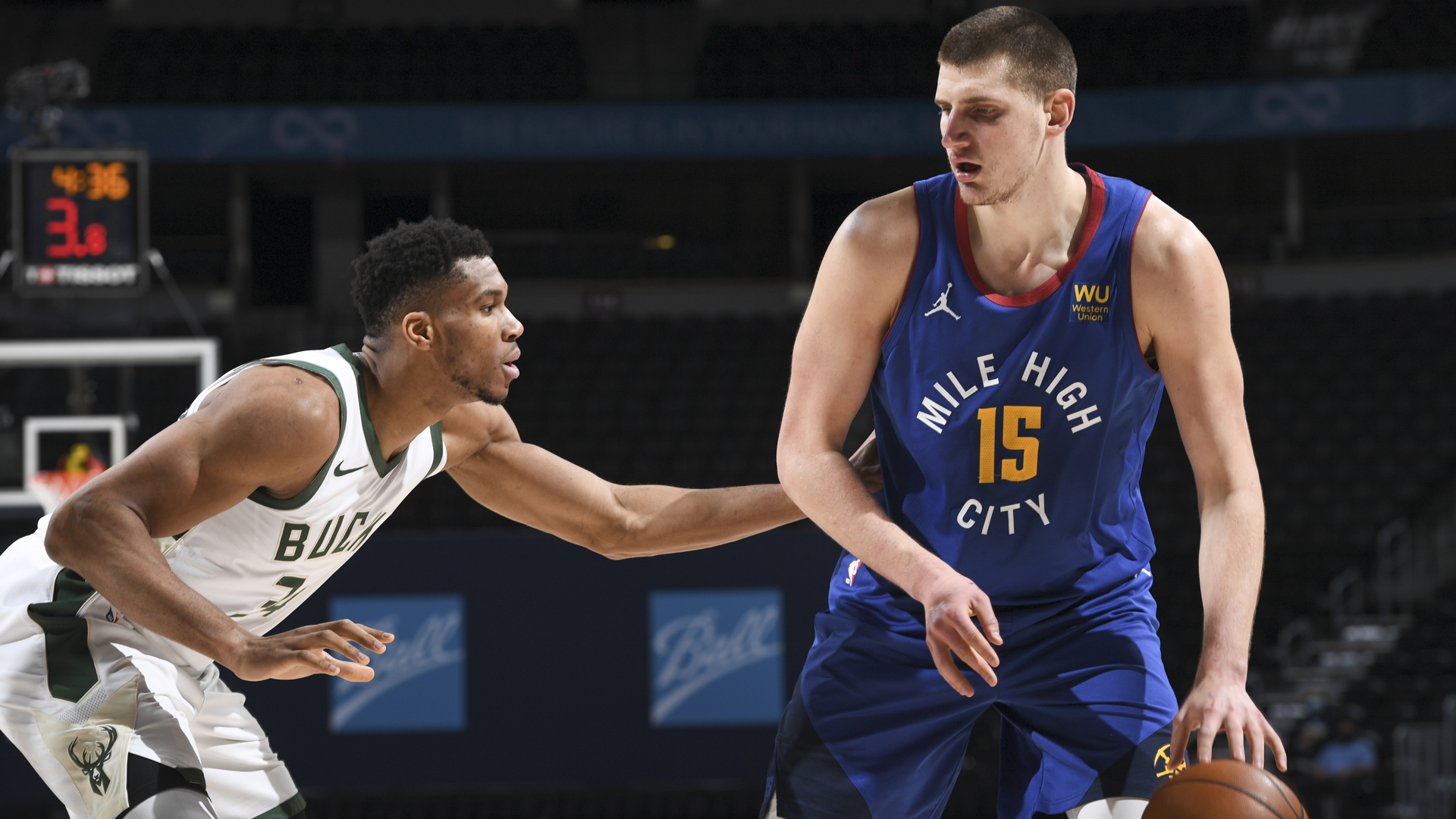 Game Rewind: Bucks 125 - Nuggets 112