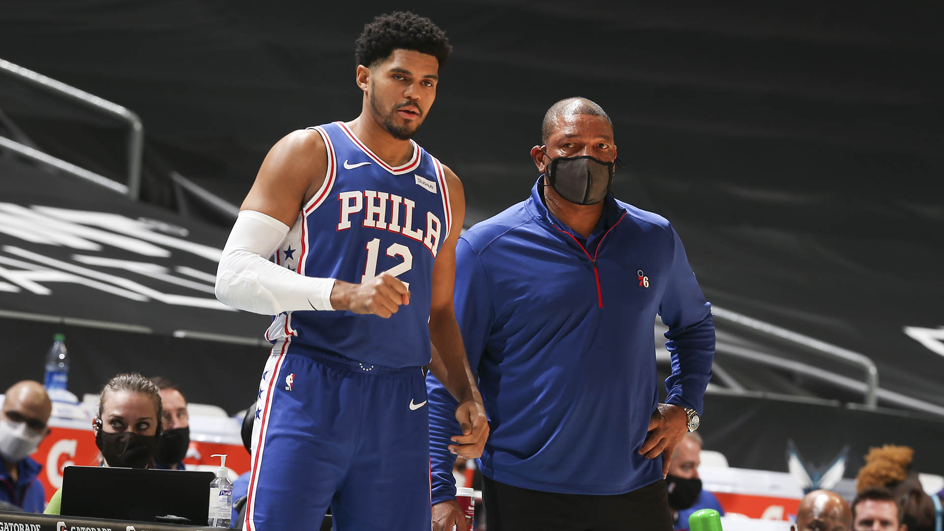 76ers' Doc Rivers to coach Team Durant in All-Star Game