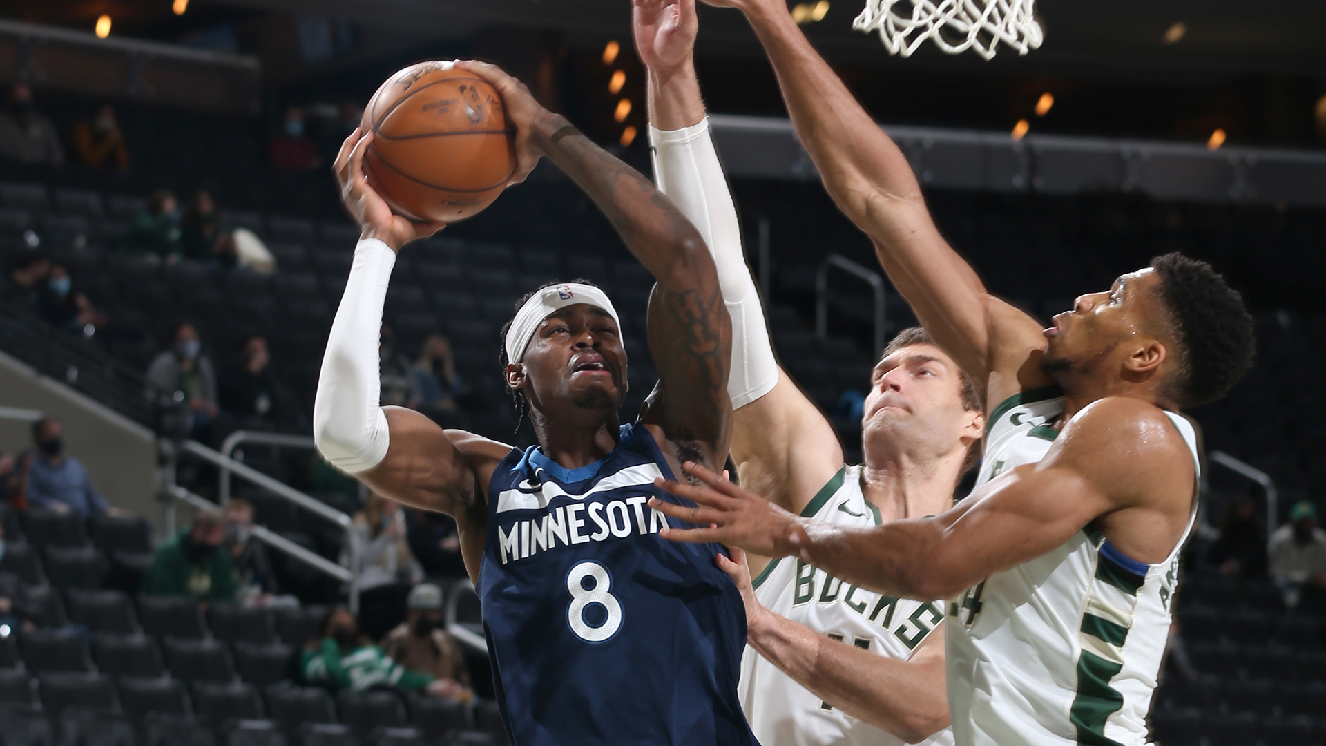 Game Recap: Bucks 139 - Timberwolves 112