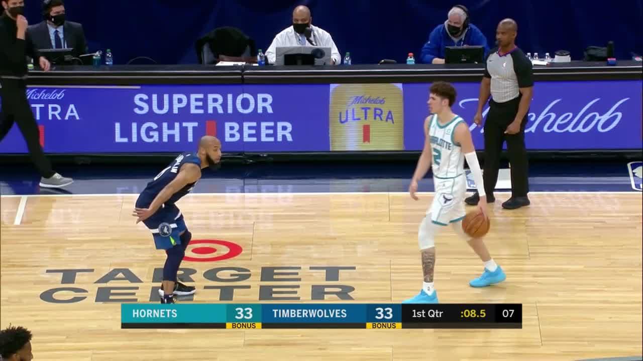 Charlotte Hornets Highlights vs. Minnesota Timberwolves