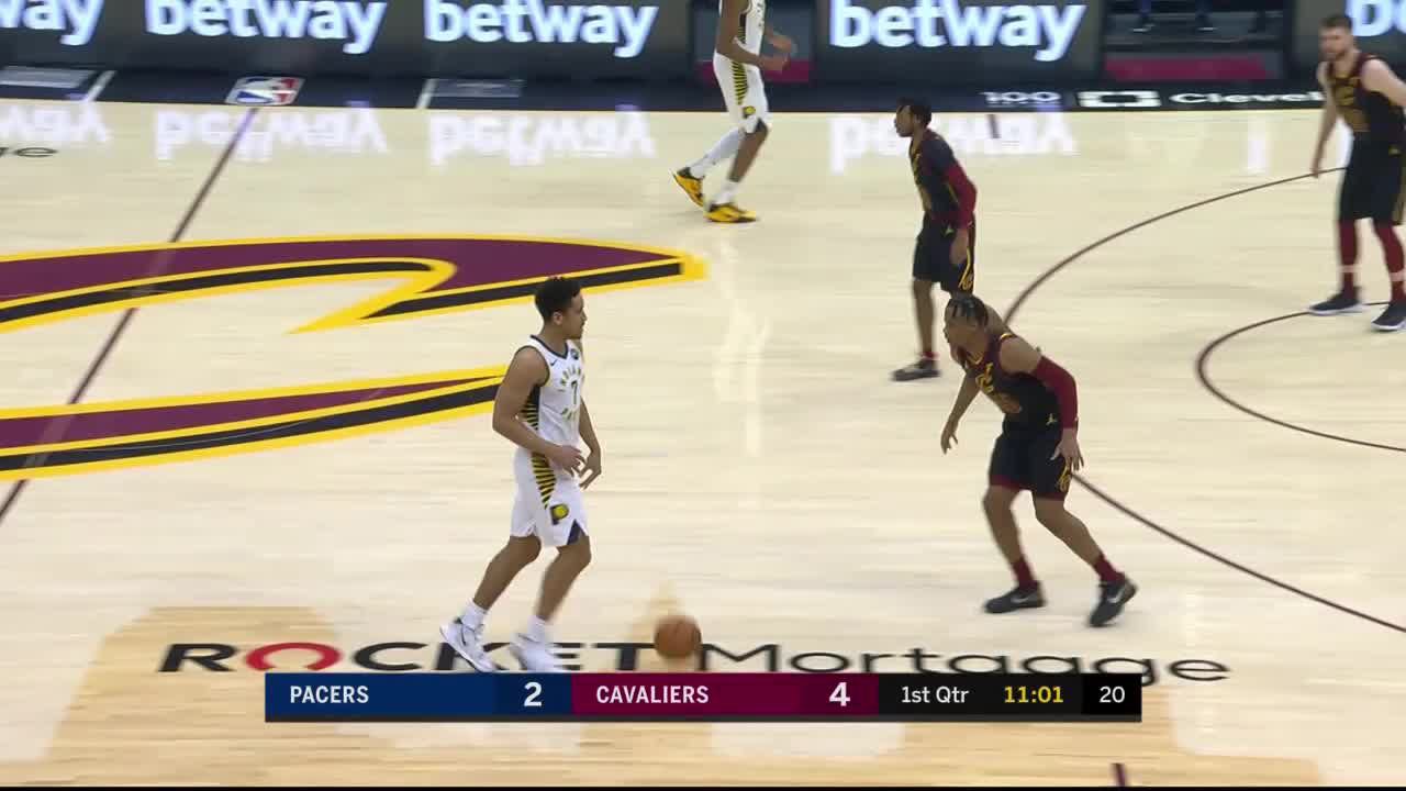 Malcolm Brogdon (29 points) Highlights vs. Cleveland Cavaliers