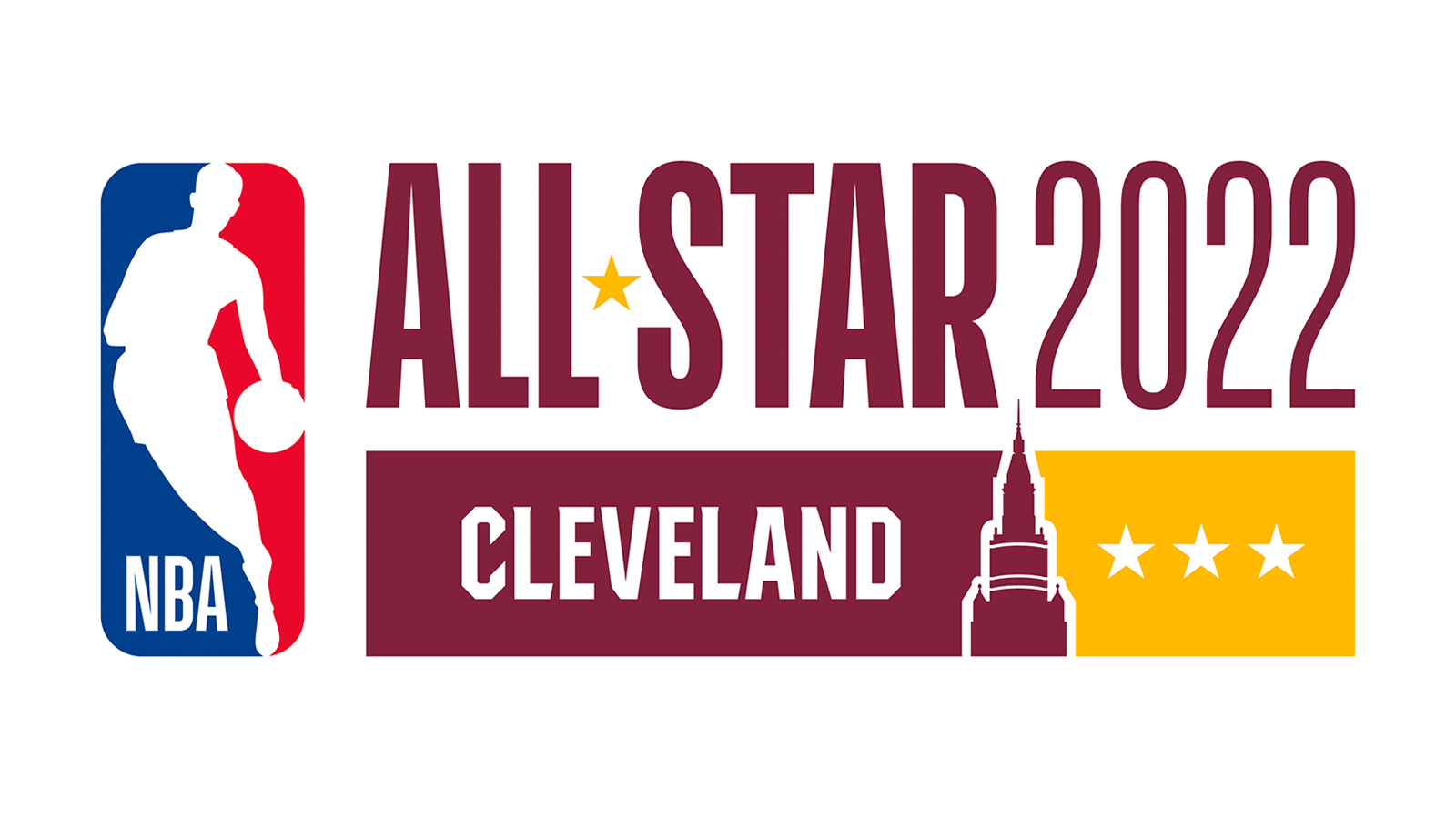 NBA unveils logos for NBA All-Star 2022 in Cleveland