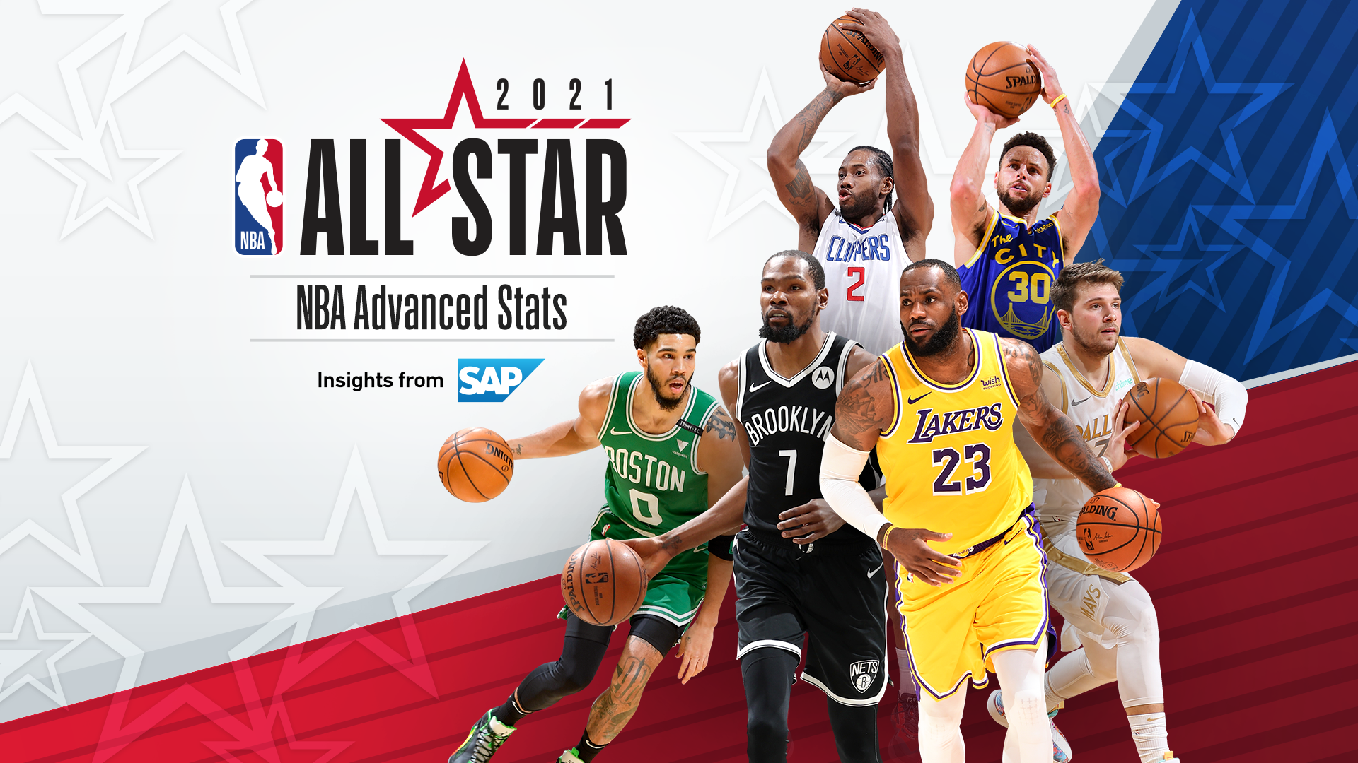 All-Star Infographic: Key stats to know for Sunday