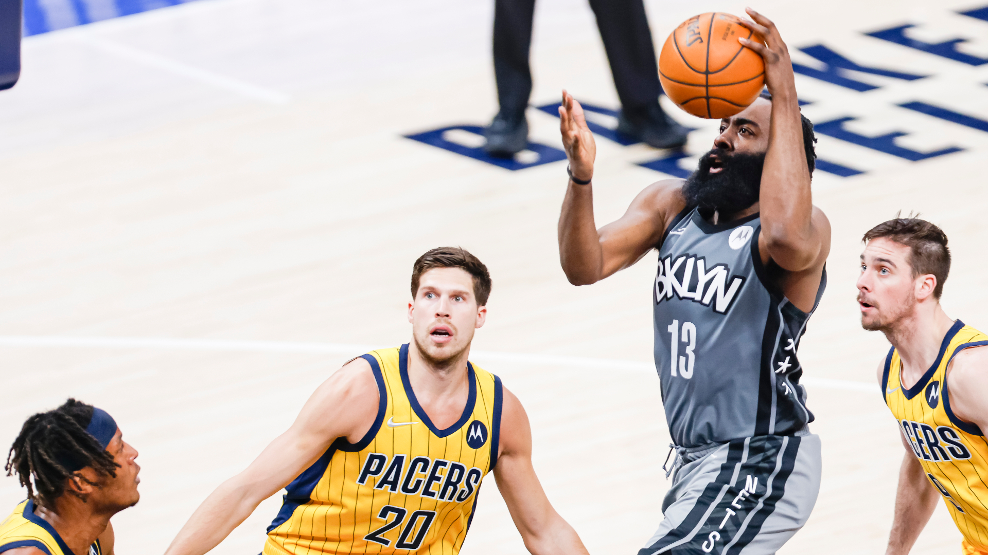 Game Recap: Nets 124, Pacers 115