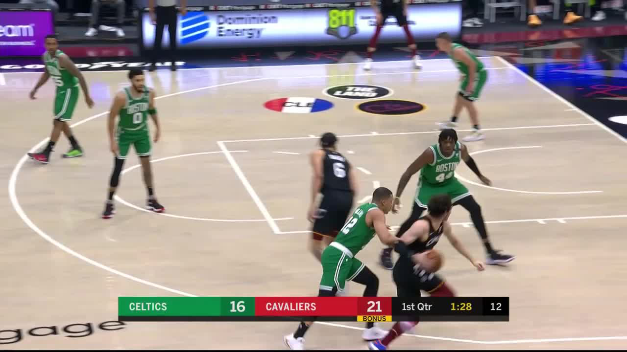 Collin Sexton (29 points) Highlights vs. Boston Celtics