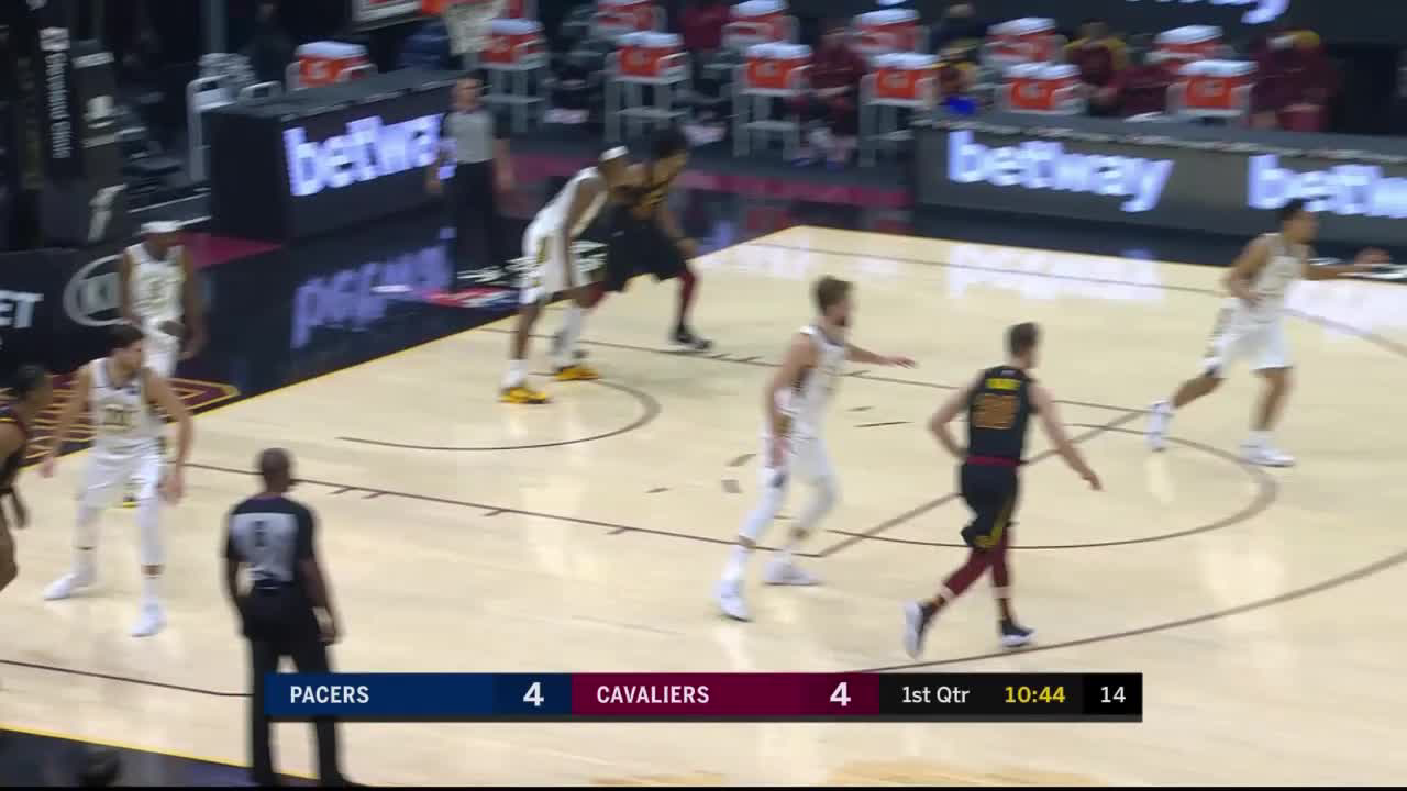 Collin Sexton (32 points) Highlights vs. Indiana Pacers