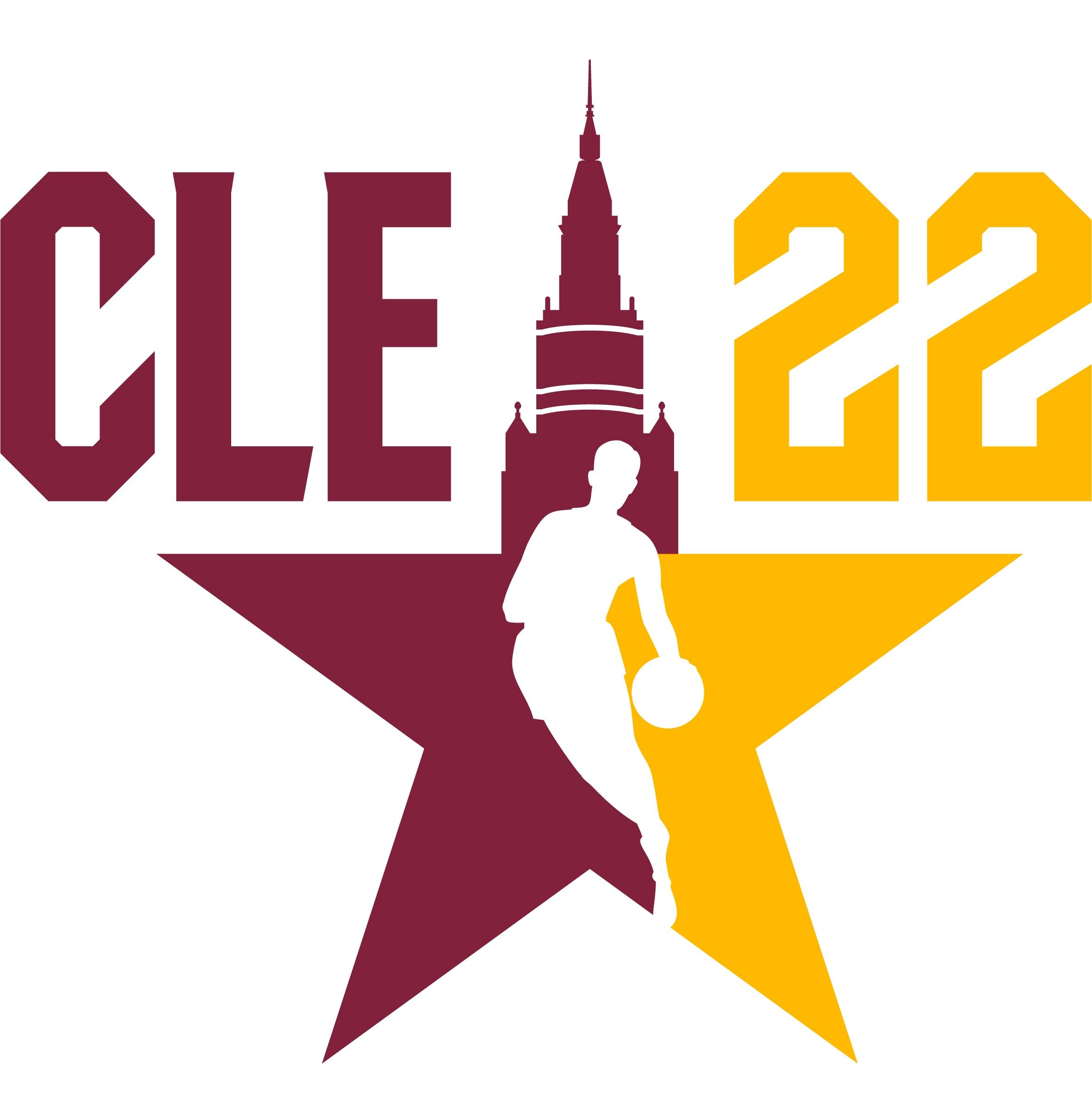 NBA unveils logos for NBA All-Star 2022