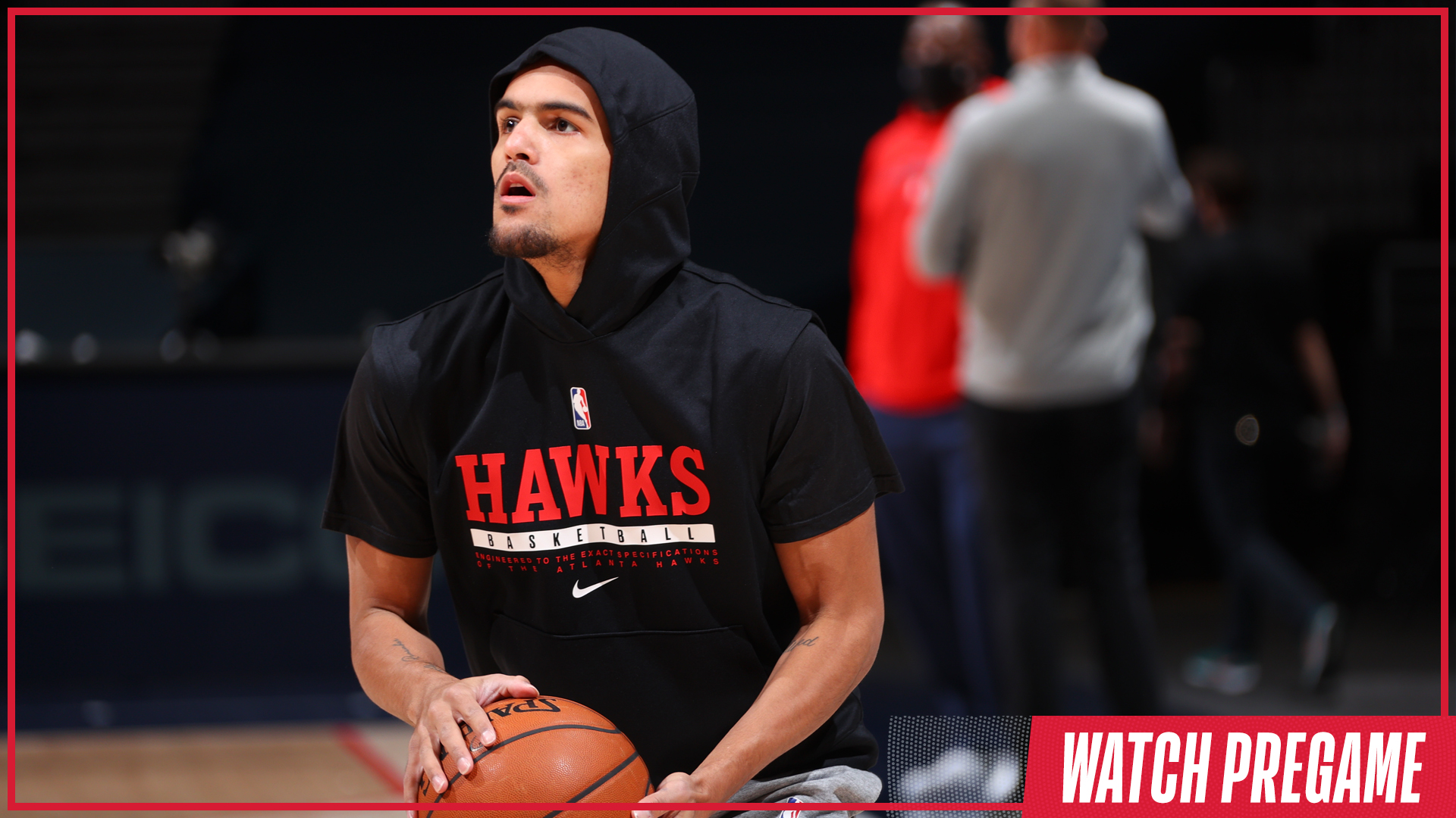 Watch Free: Hawks vs. Heat Pregame