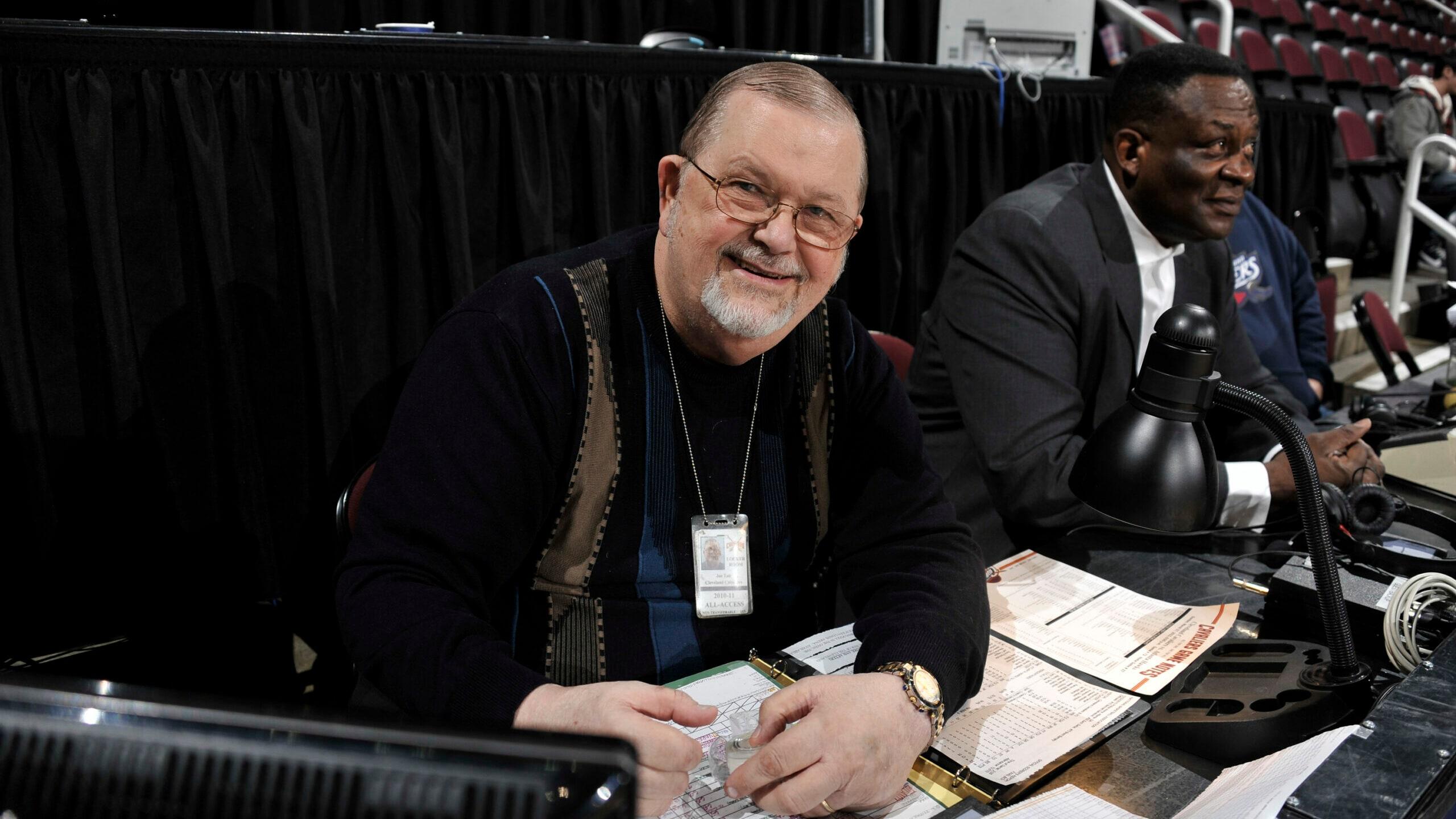 Longtime Cavaliers broadcaster Joe Tait dies at 83