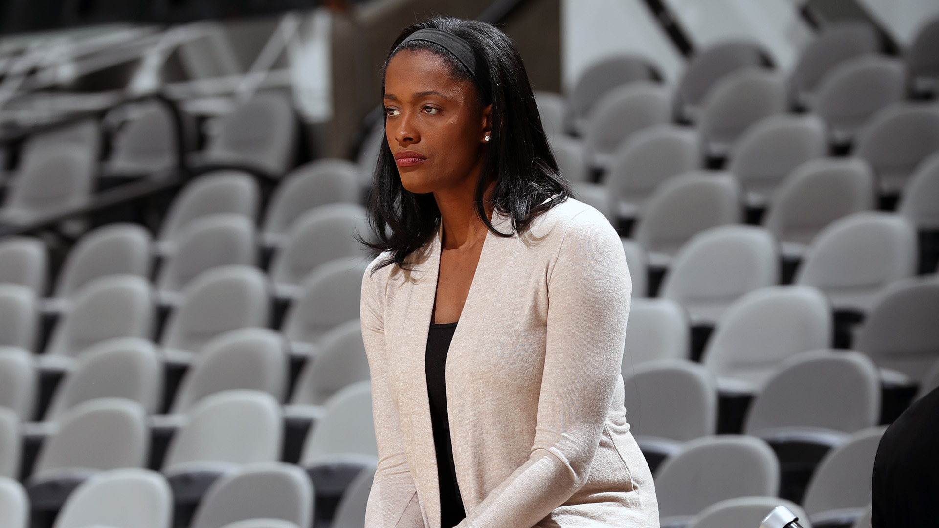 Q&A with Pelicans VP of basketball operations, former WNBA champ Swin Cash