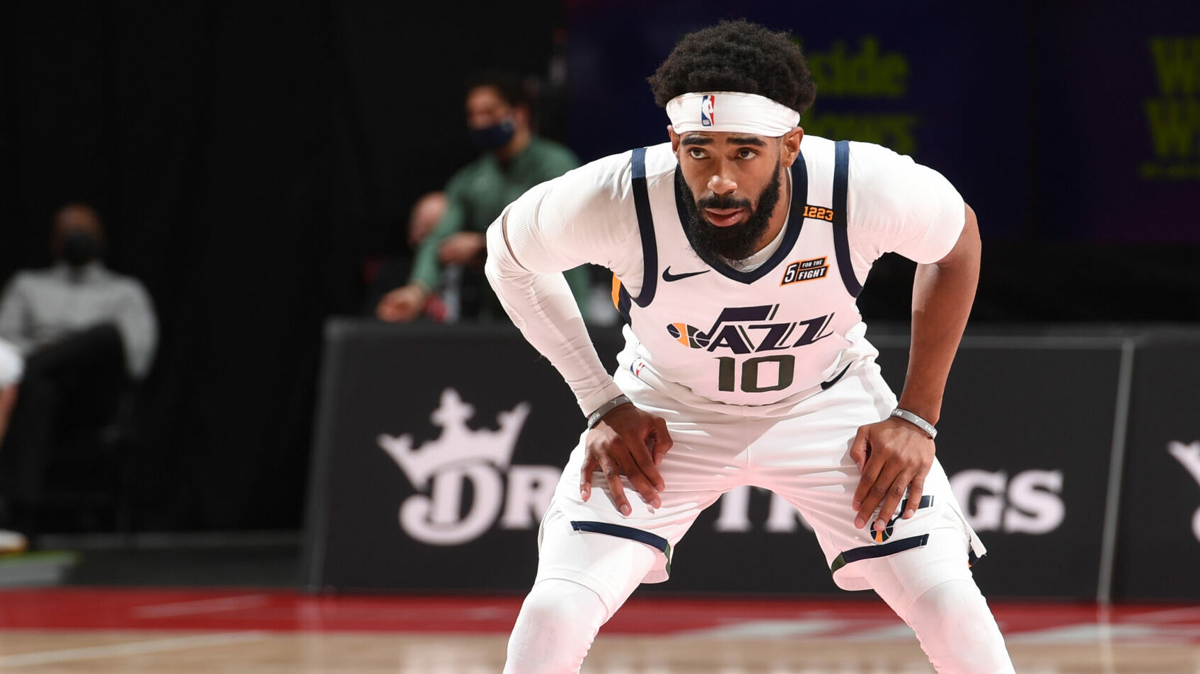 Utah's Conley to replace Phoenix's Booker in 2021 NBA All-Star Game and MTN DEW 3-Point Contest