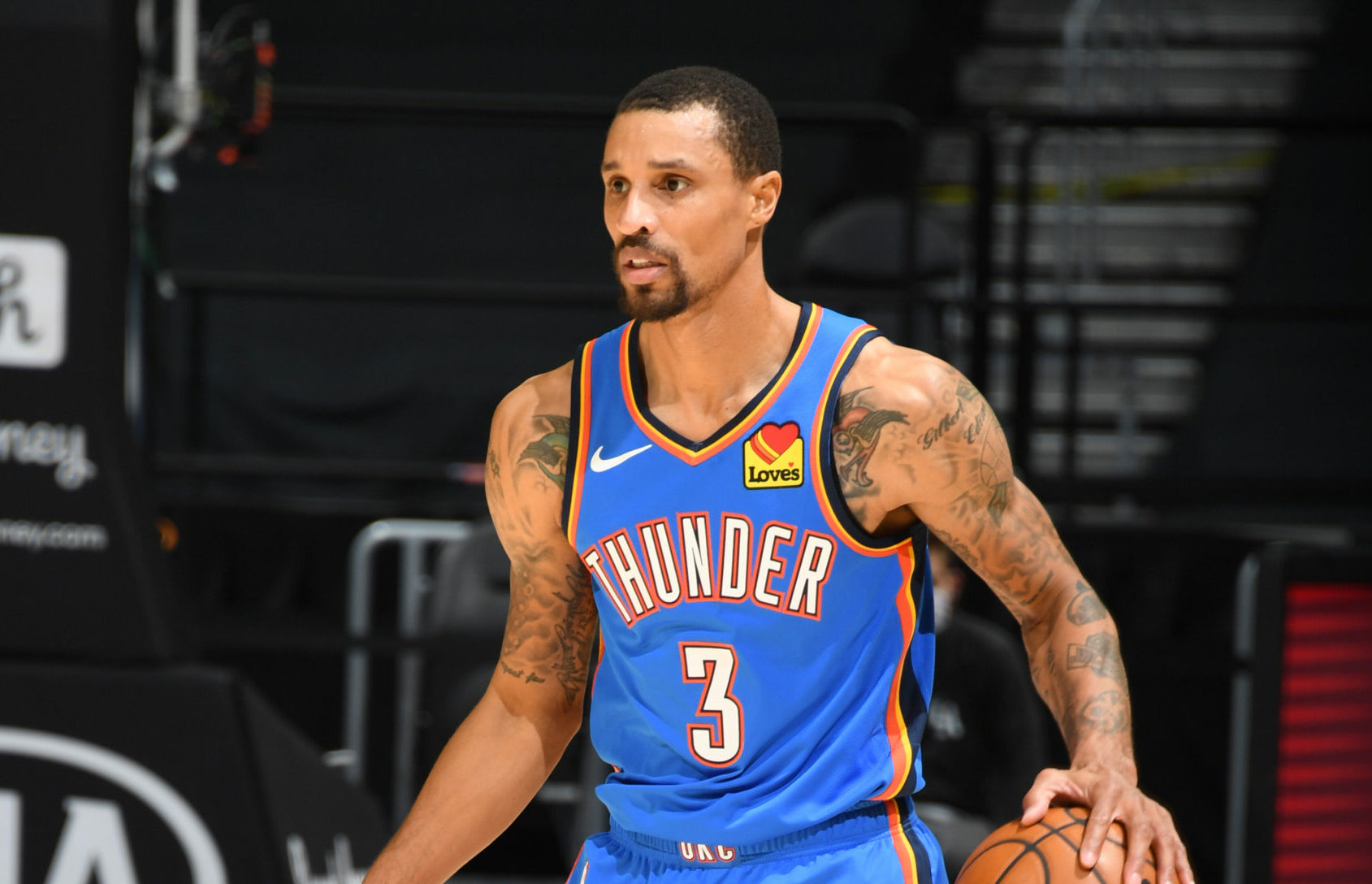 76ers acquire George Hill in 3-team trade with Thunder, Knicks
