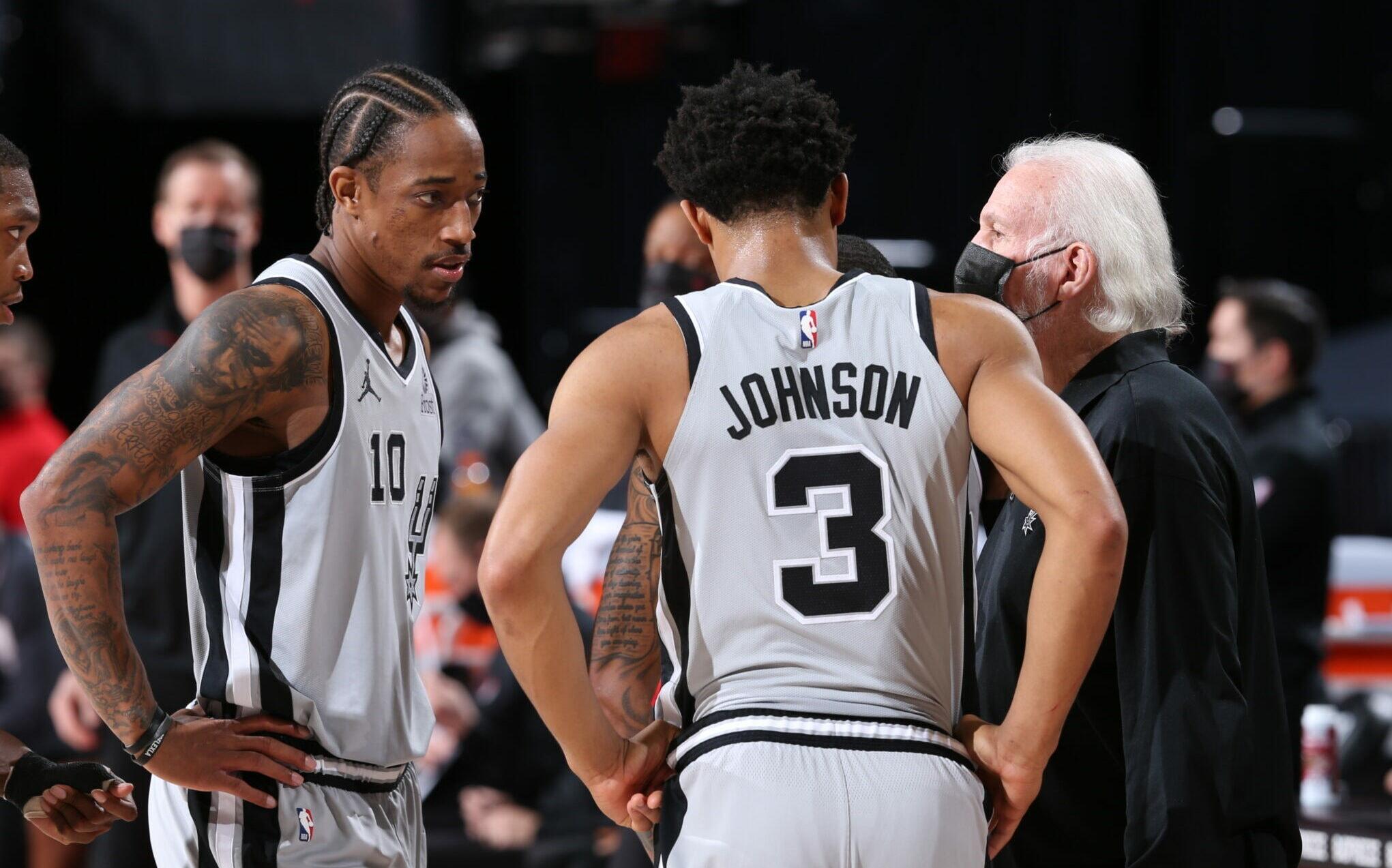 2021 Midseason report: San Antonio Spurs
