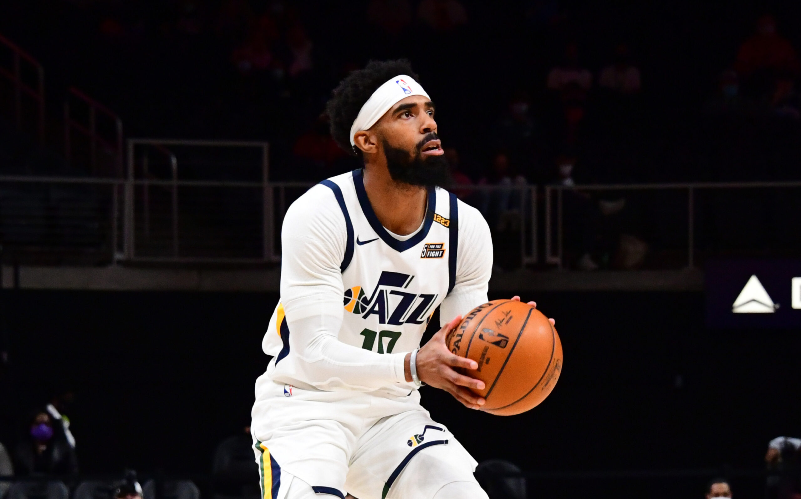 Utah's Conley to replace Phoenix's Booker in 2021 NBA All-Star Games and MTN DEW 3-Point Contest