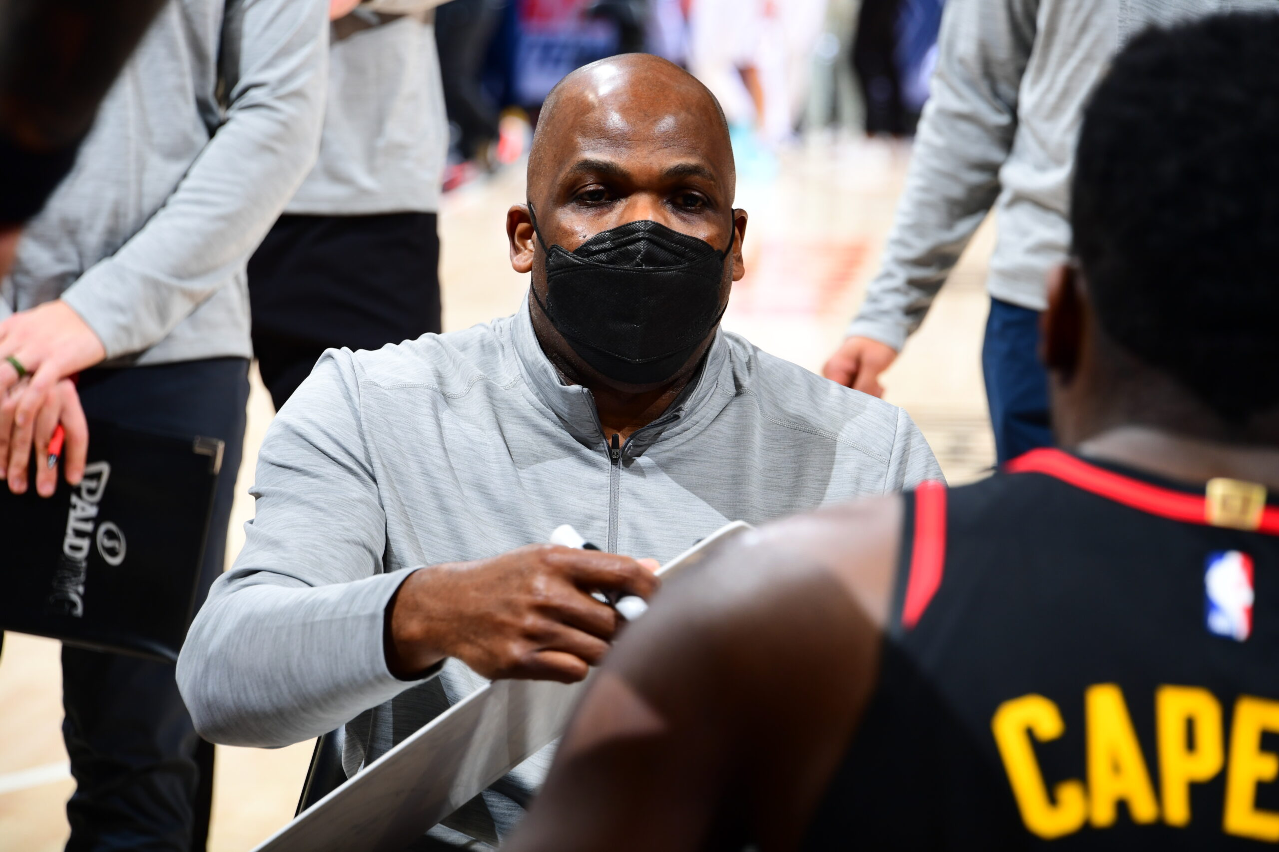 Nate McMillan only reluctantly agreed to be Hawks' interim coach
