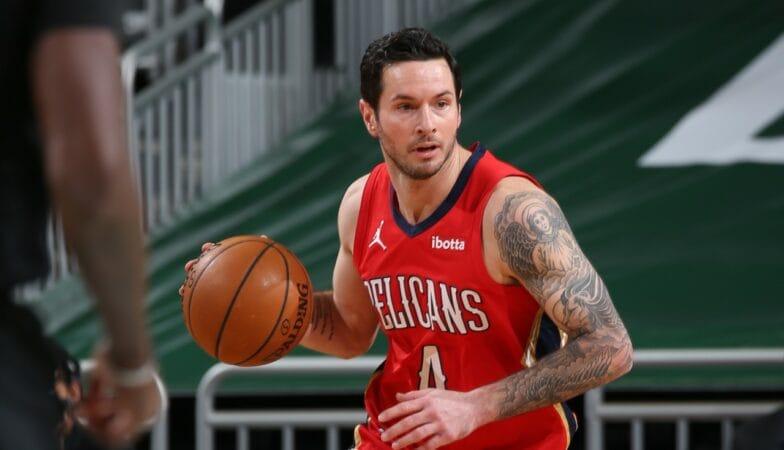 Pelicans deal JJ Redick to Mavericks   NBA.com