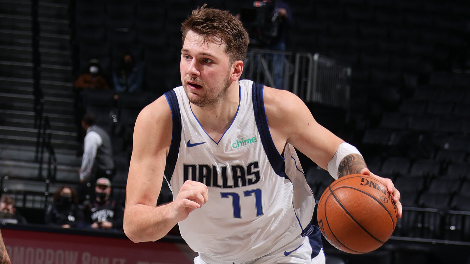 Mavs star Luka Doncic ruled out vs. Thunder with back issue