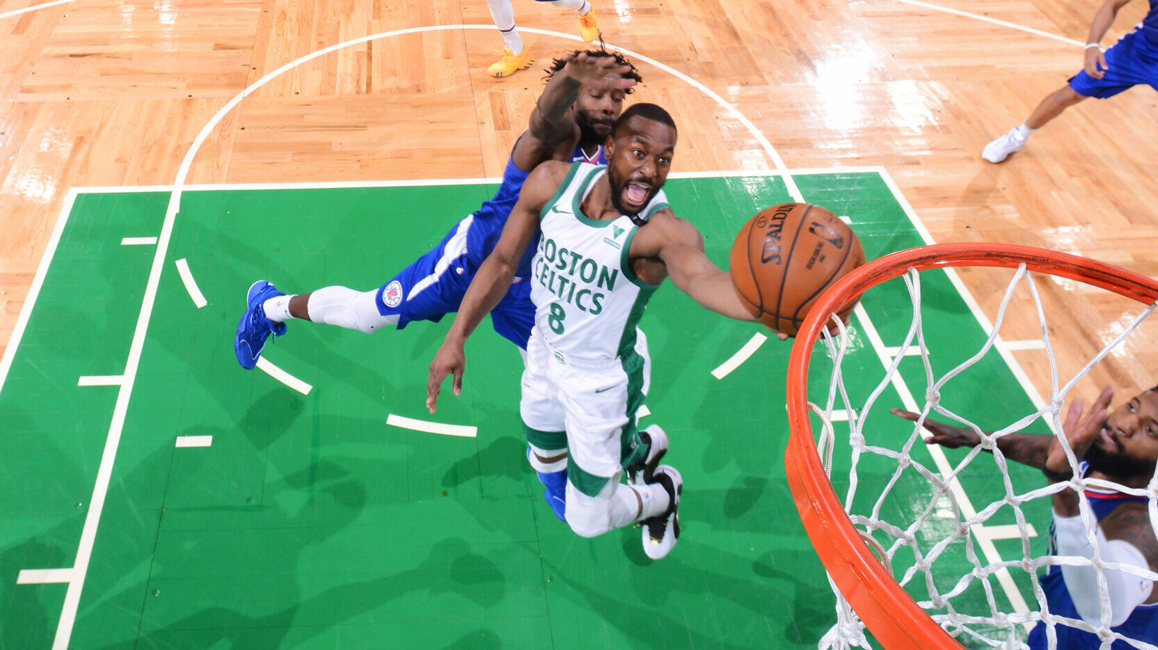 Celtics hold off Clippers for 3rd straight win