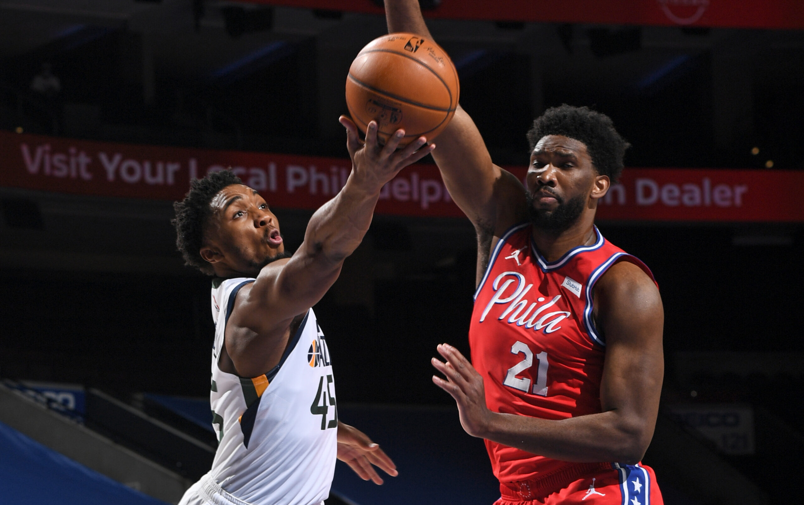 Jazz, 76ers out to prove this year is different