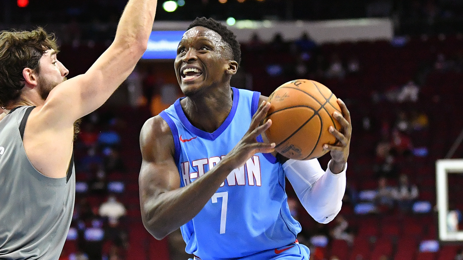Heat acquire Victor Oladipo in 3-player deal with Rockets