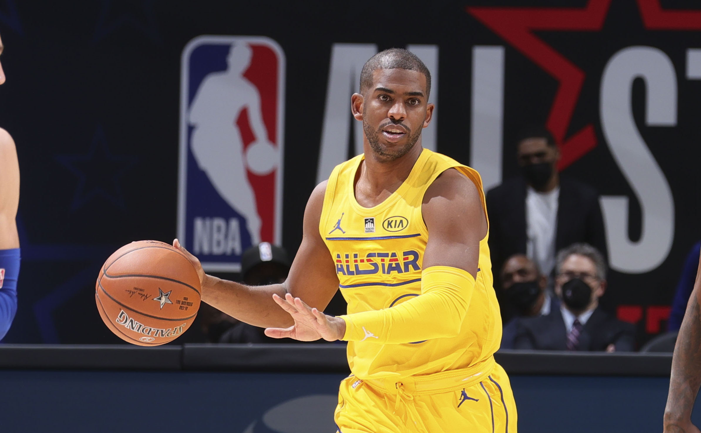 Chris Paul passes Magic Johnson for career All-Star Game assists record