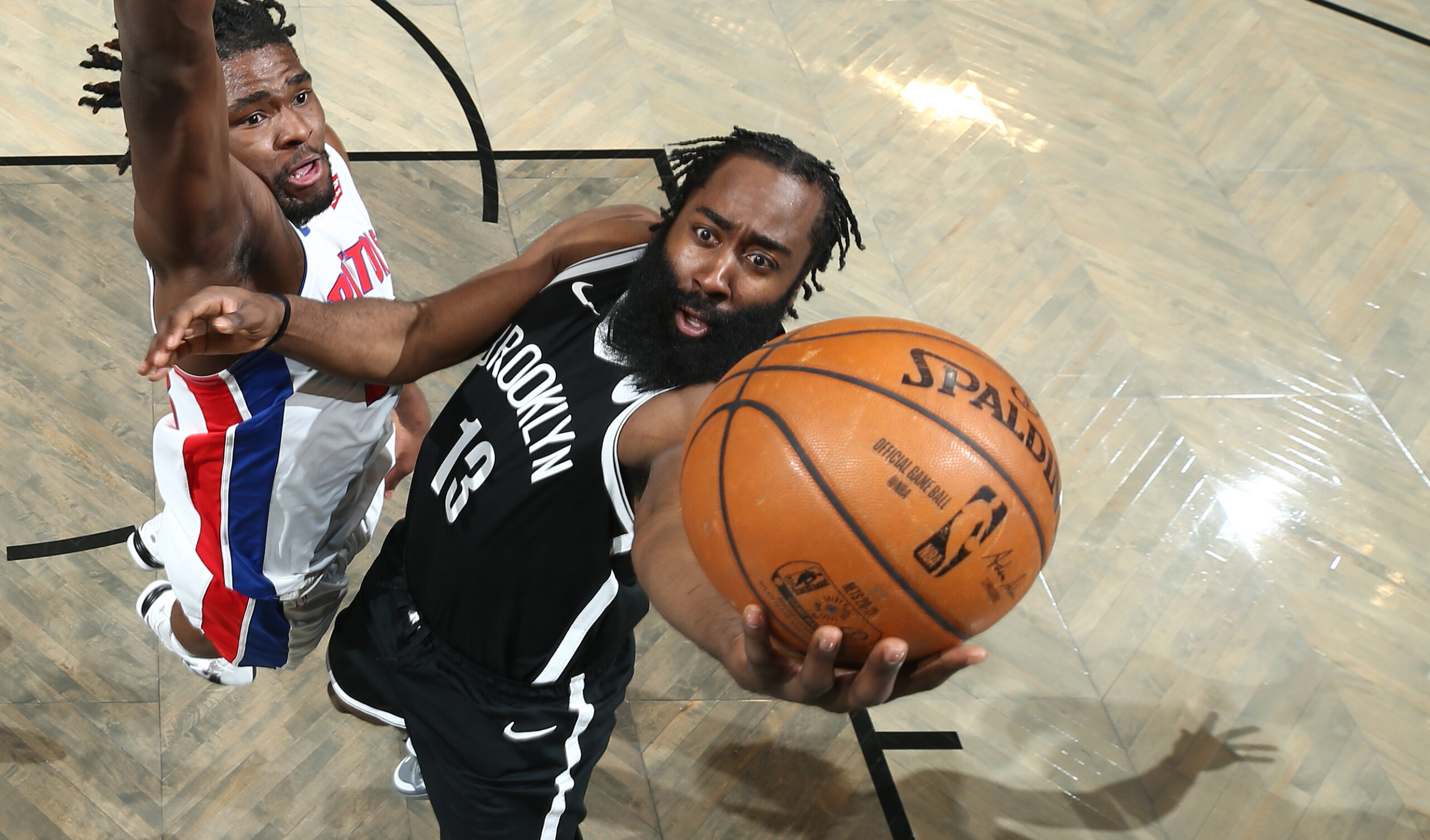 NBA record 5 players log triple-doubles on same day