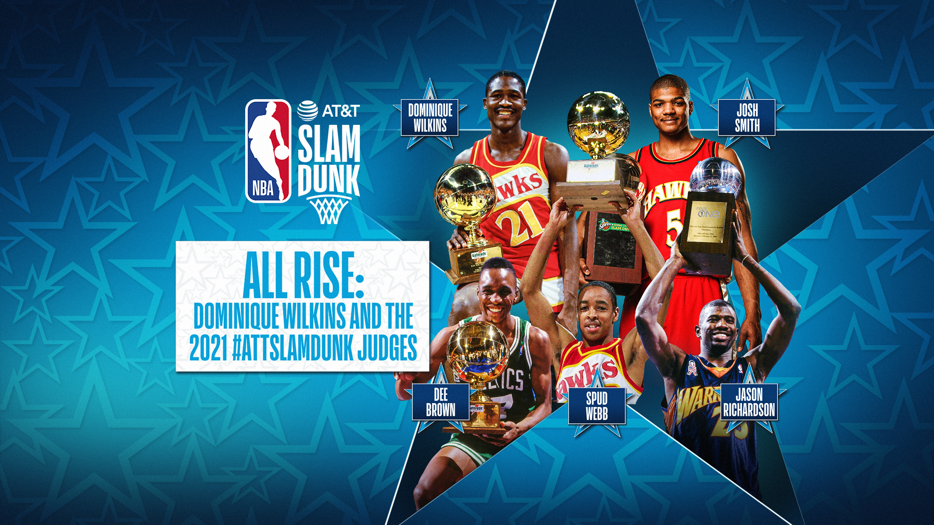 AT&T Slam Dunk judges reminisce, prepare for Sunday