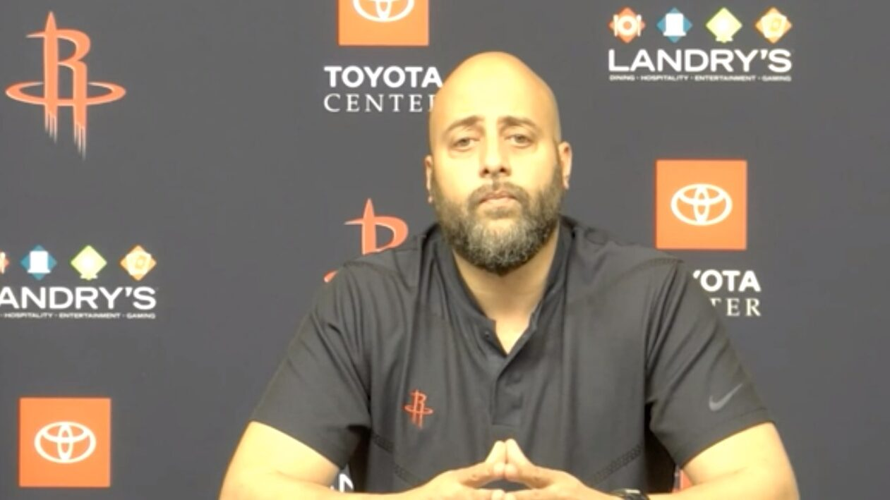 Rockets GM Rafael Stone has zero regrets about James Harden trade