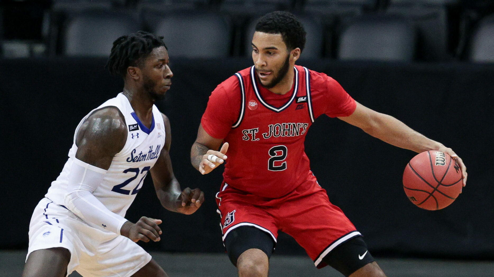 St. John's sophomore Champagnie to enter NBA draft process