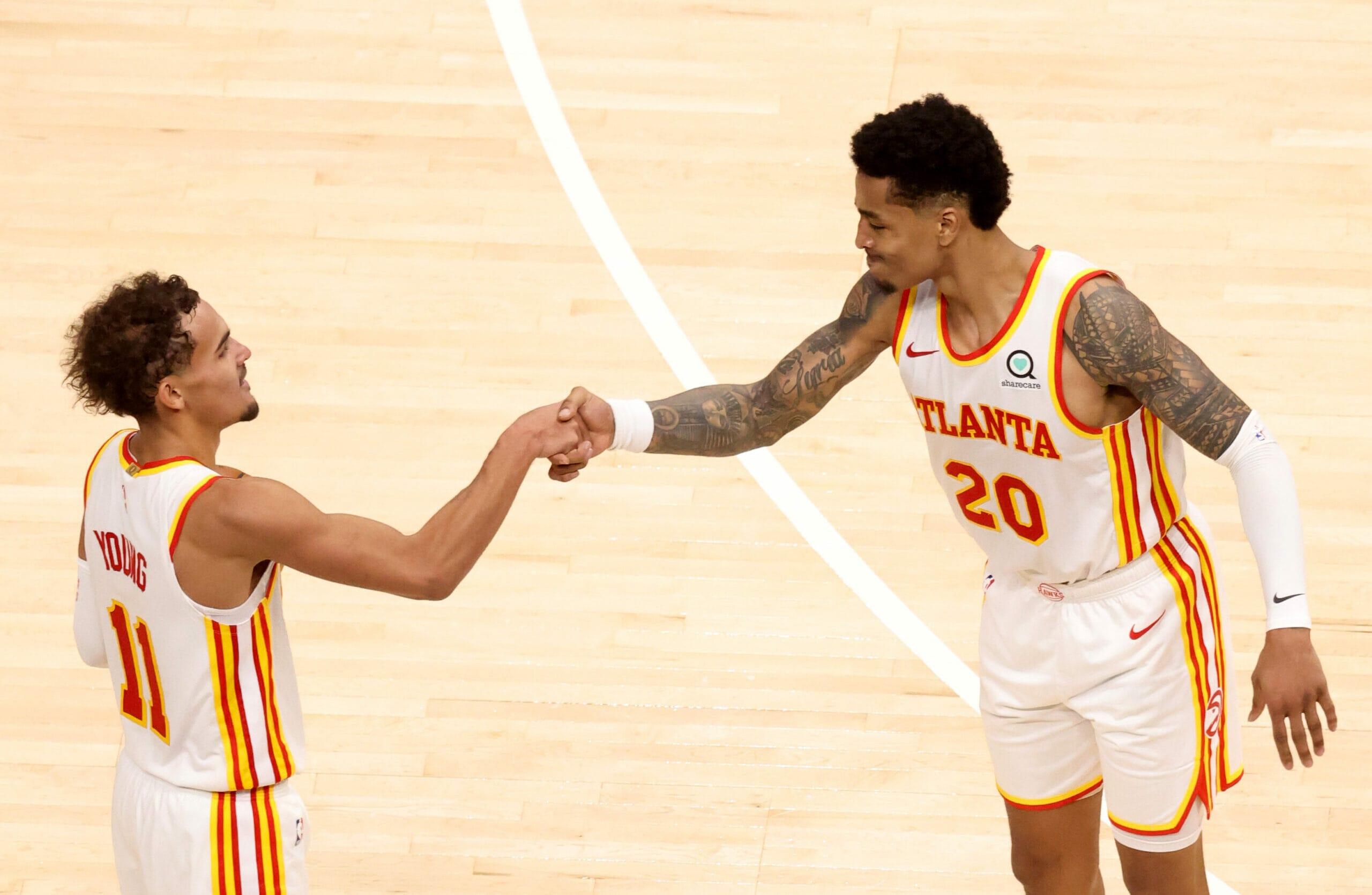 2021 Midseason report: Atlanta Hawks