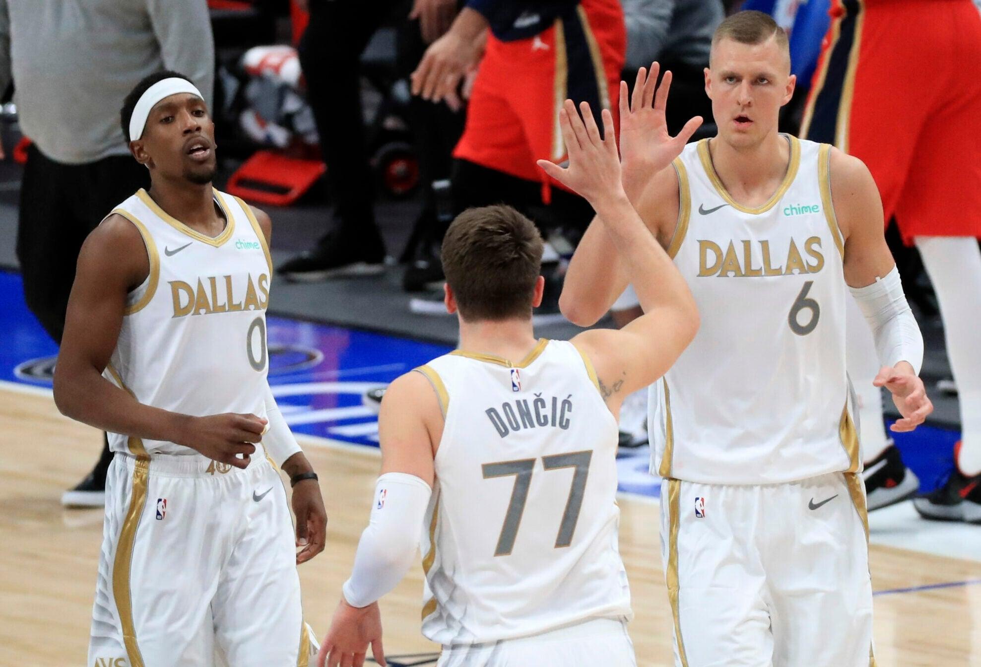 2021 Midseason report: Dallas Mavericks