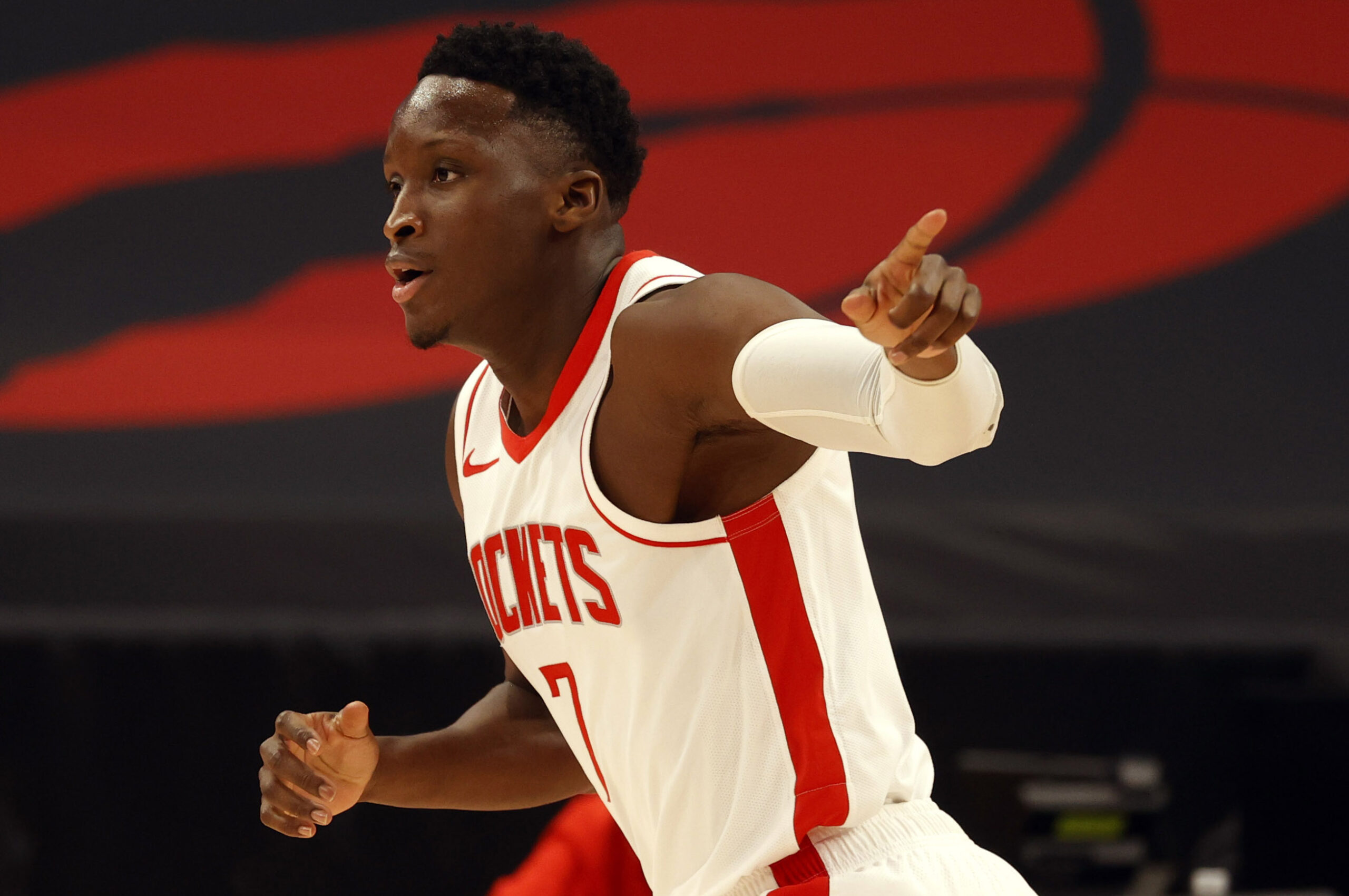 Does Oladipo have a future in Houston?