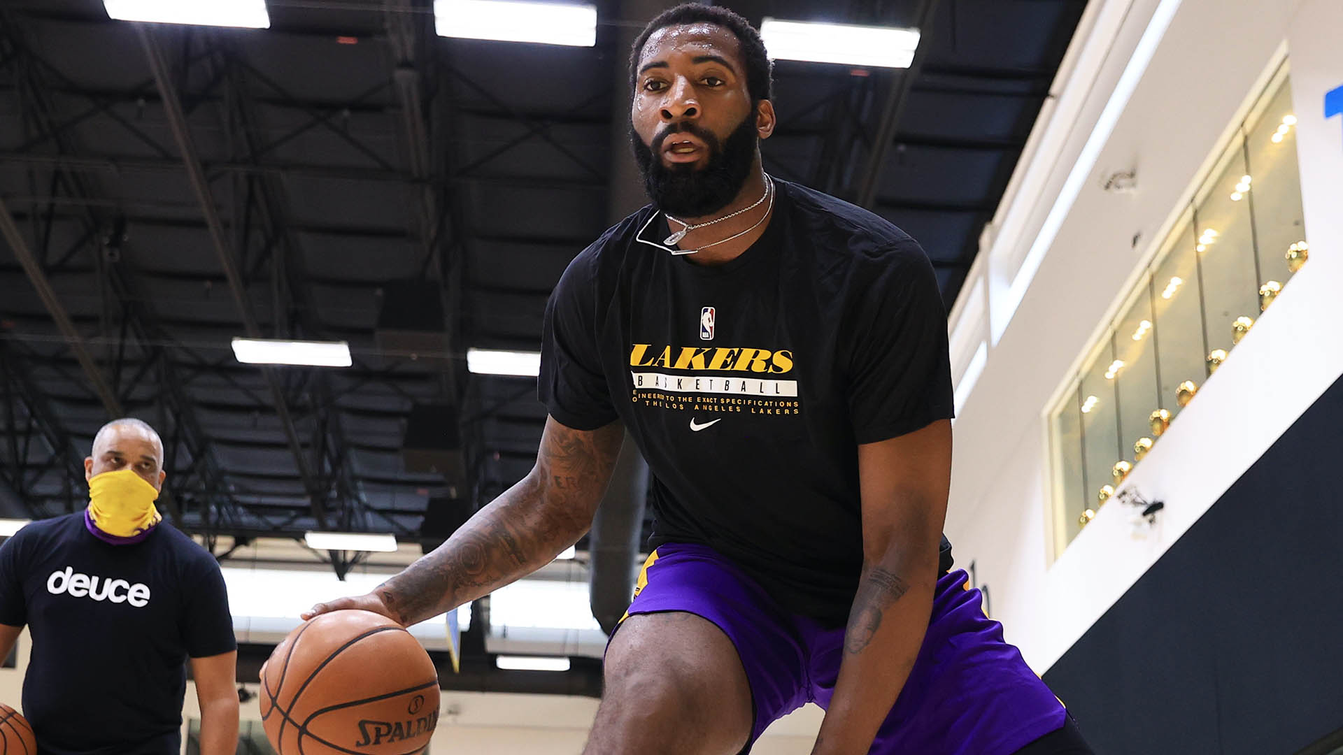 Andre Drummond to start in Lakers debut on Wednesday | NBA.com